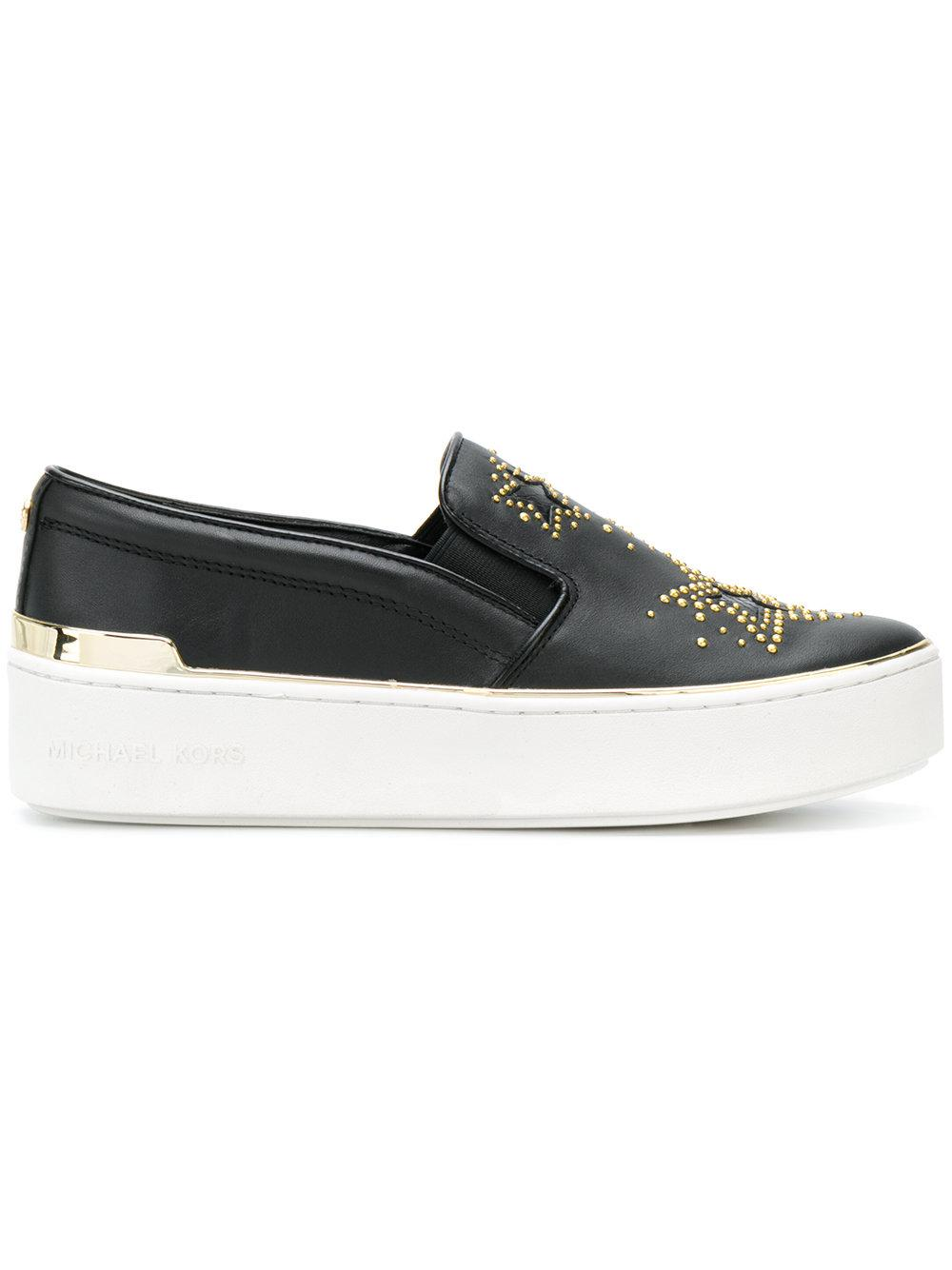 Leather PIA Slip Ons Spring/summer Michael Kors lt68NZp