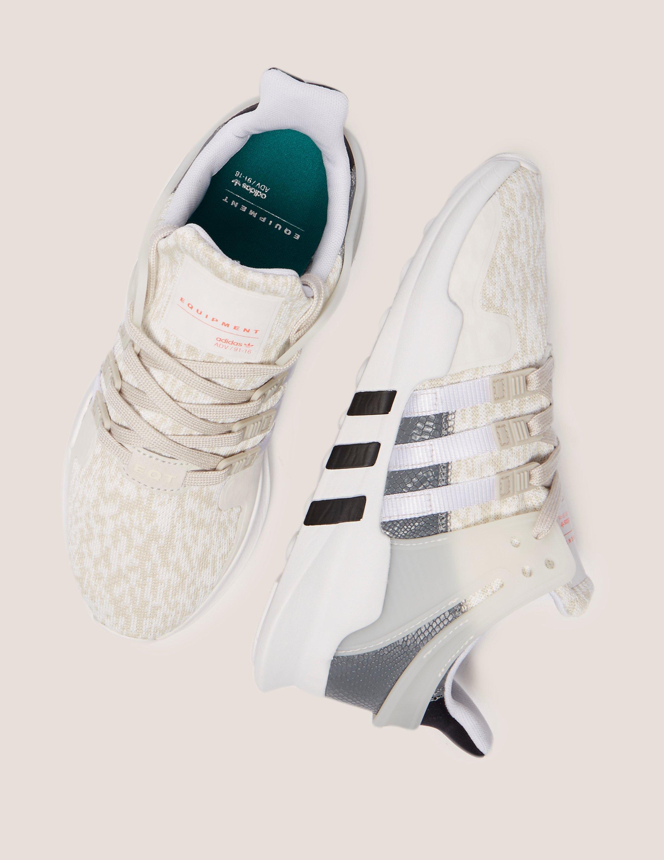 Lyst Adidas Originali Di Donne Beige Eqt Sostegno Corridore Donna Beige Donne cae1af