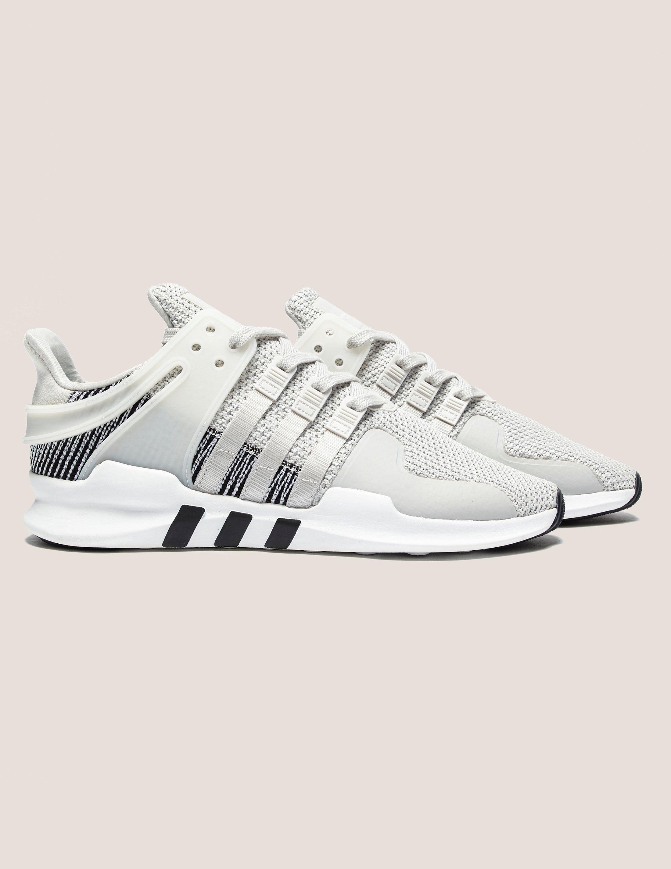 be2f7c87ac5c57 Adidas Originals Mens Eqt Support Adv White in White for Men - Lyst