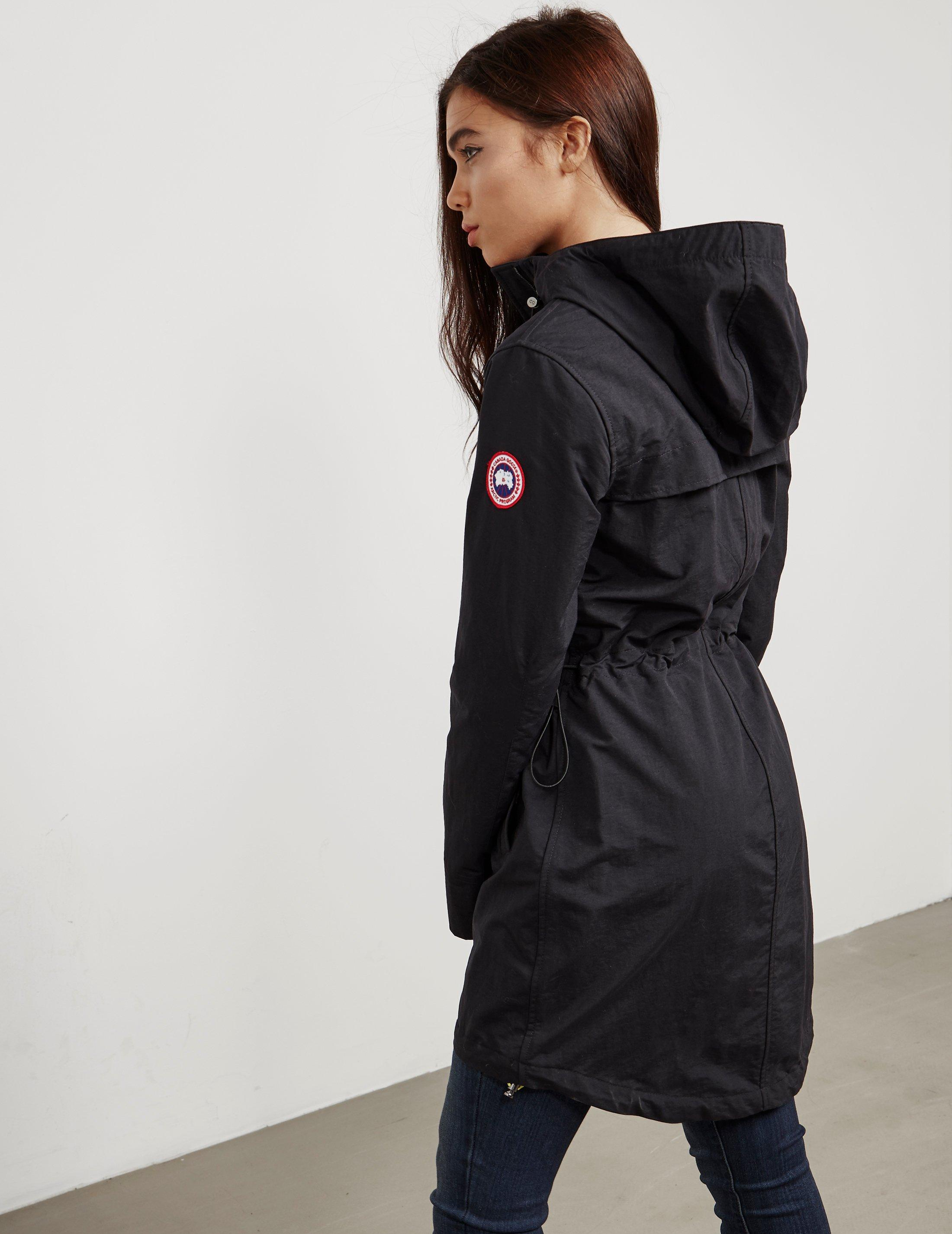 2897887ac36 Canada Goose Brossard Jacket in Black - Lyst