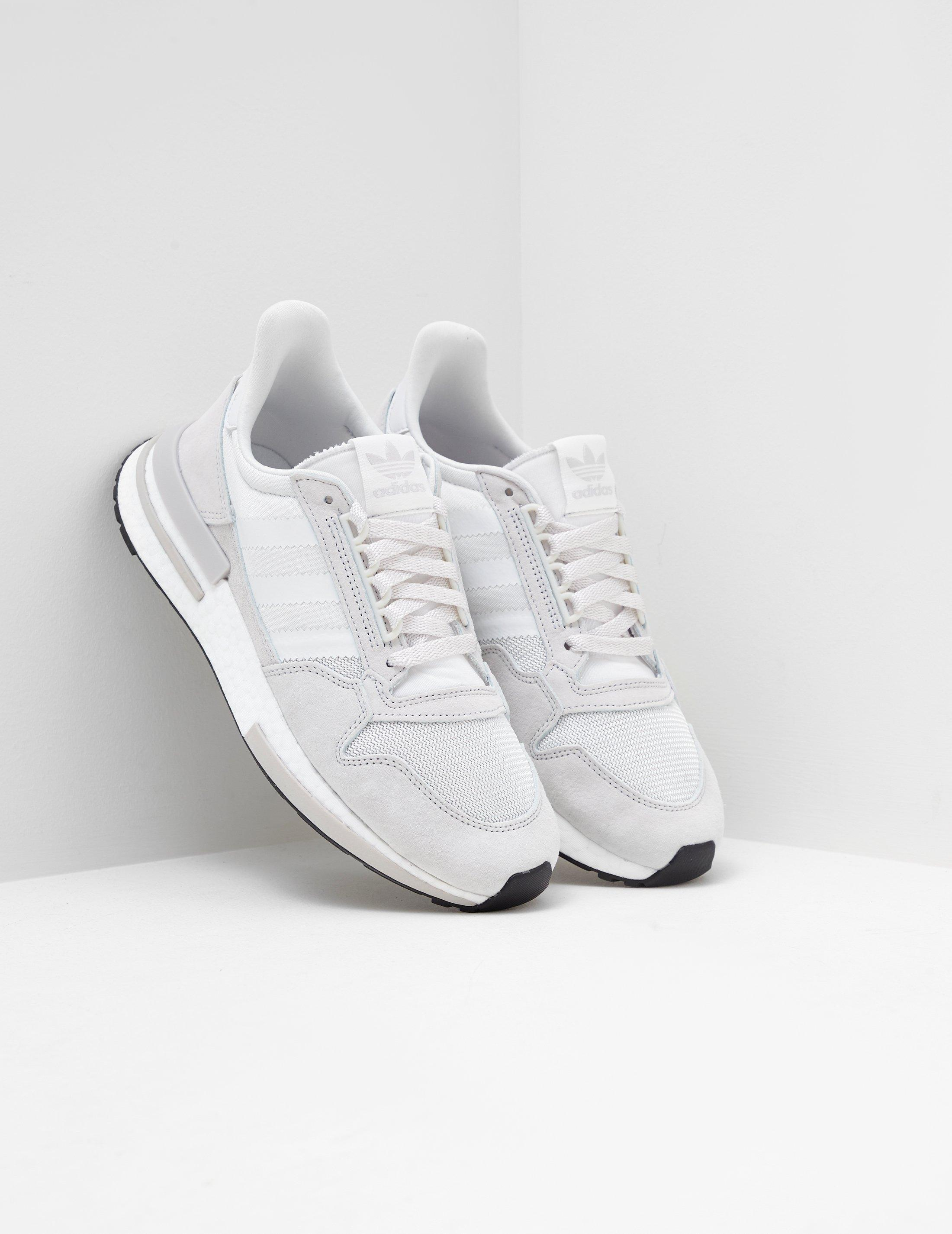 c9385947b Lyst - adidas Originals Mens Zx 500 Rm White in White for Men