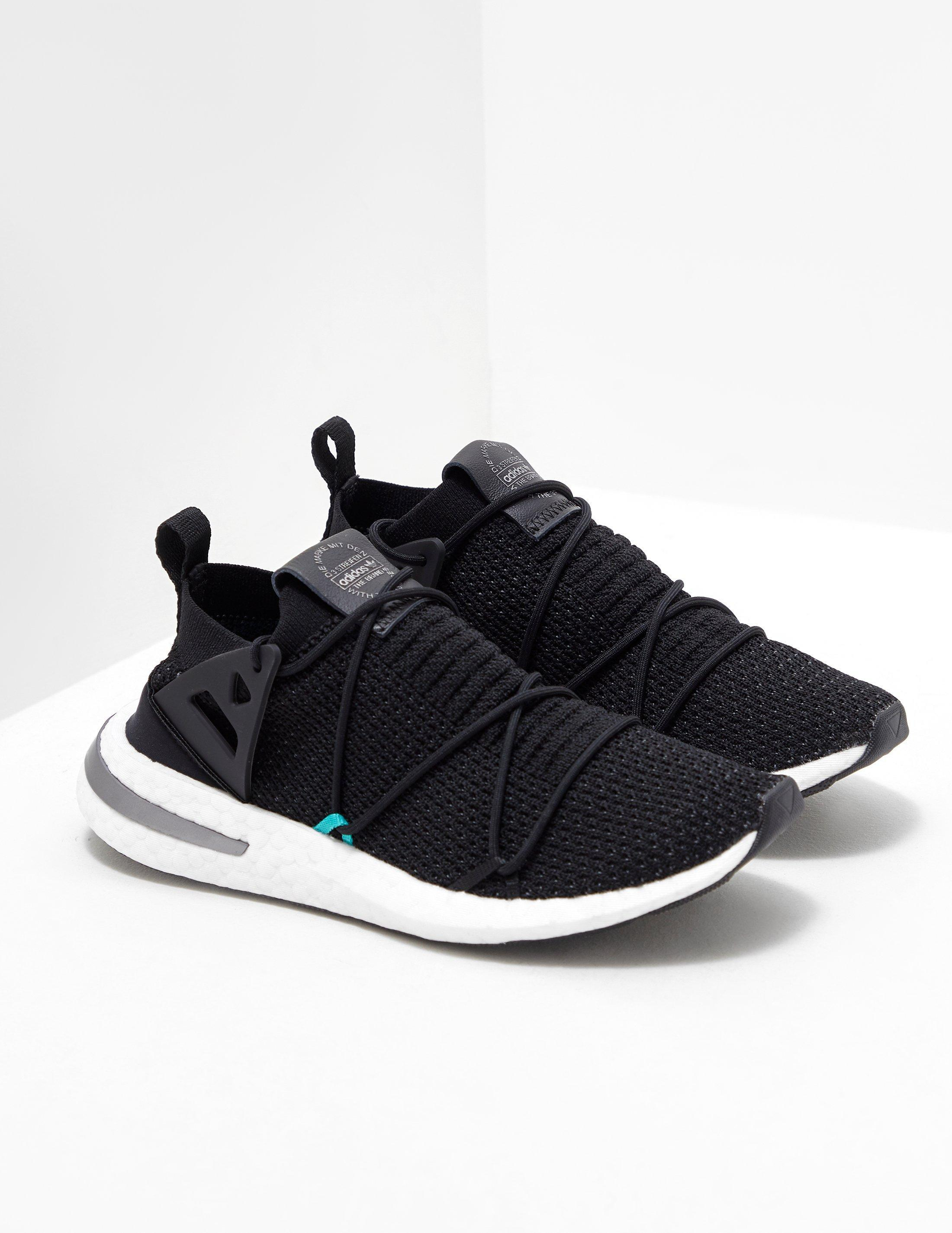 bf1e7d9e6563 Lyst - adidas Originals Womens Arkyn Primeknit Women s Black in Black