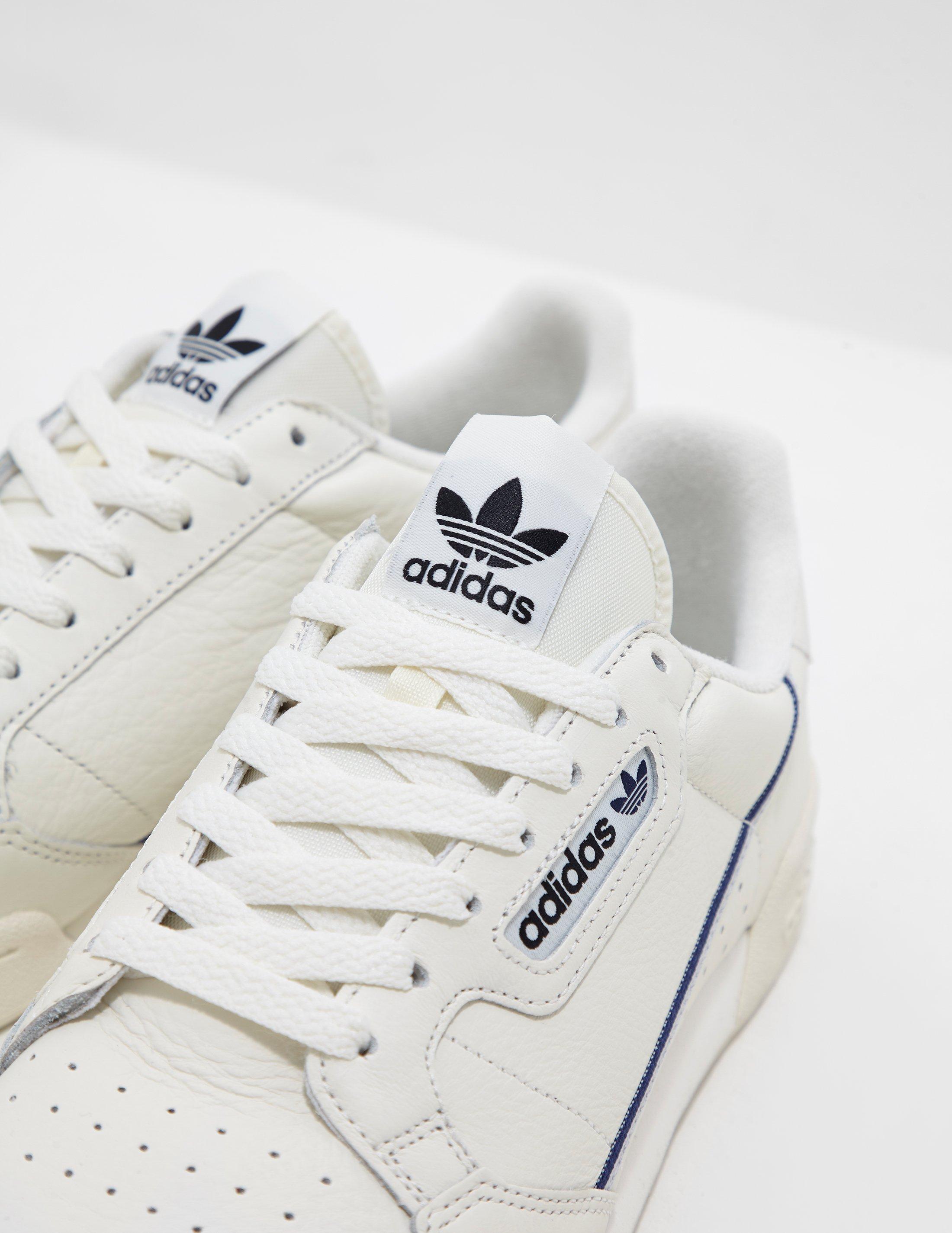size 40 97ef1 f49ce Lyst - adidas Originals Continental 80 Cream for Men