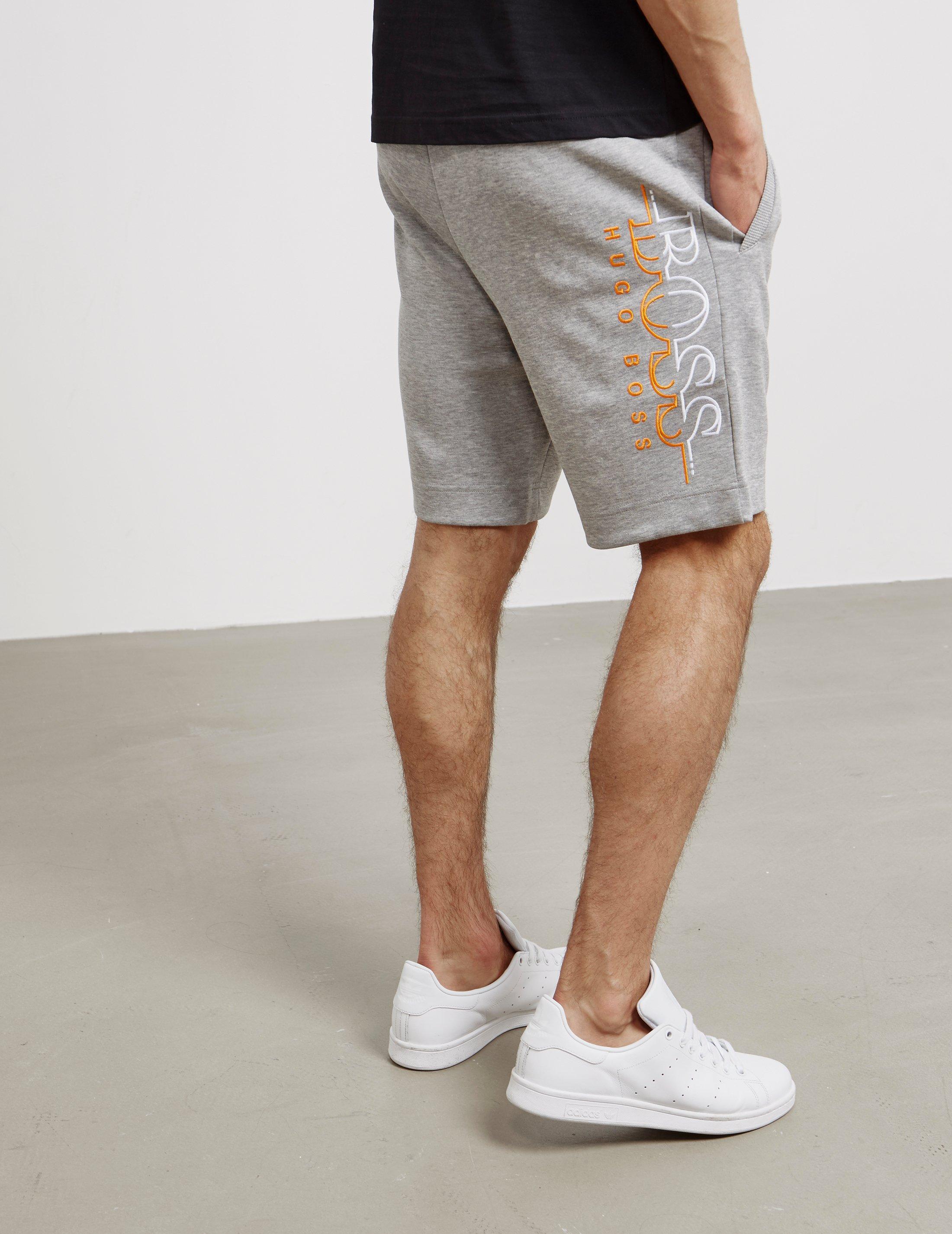 0493b9227 Lyst - Boss Mens Headlo Shorts Grey in Gray for Men