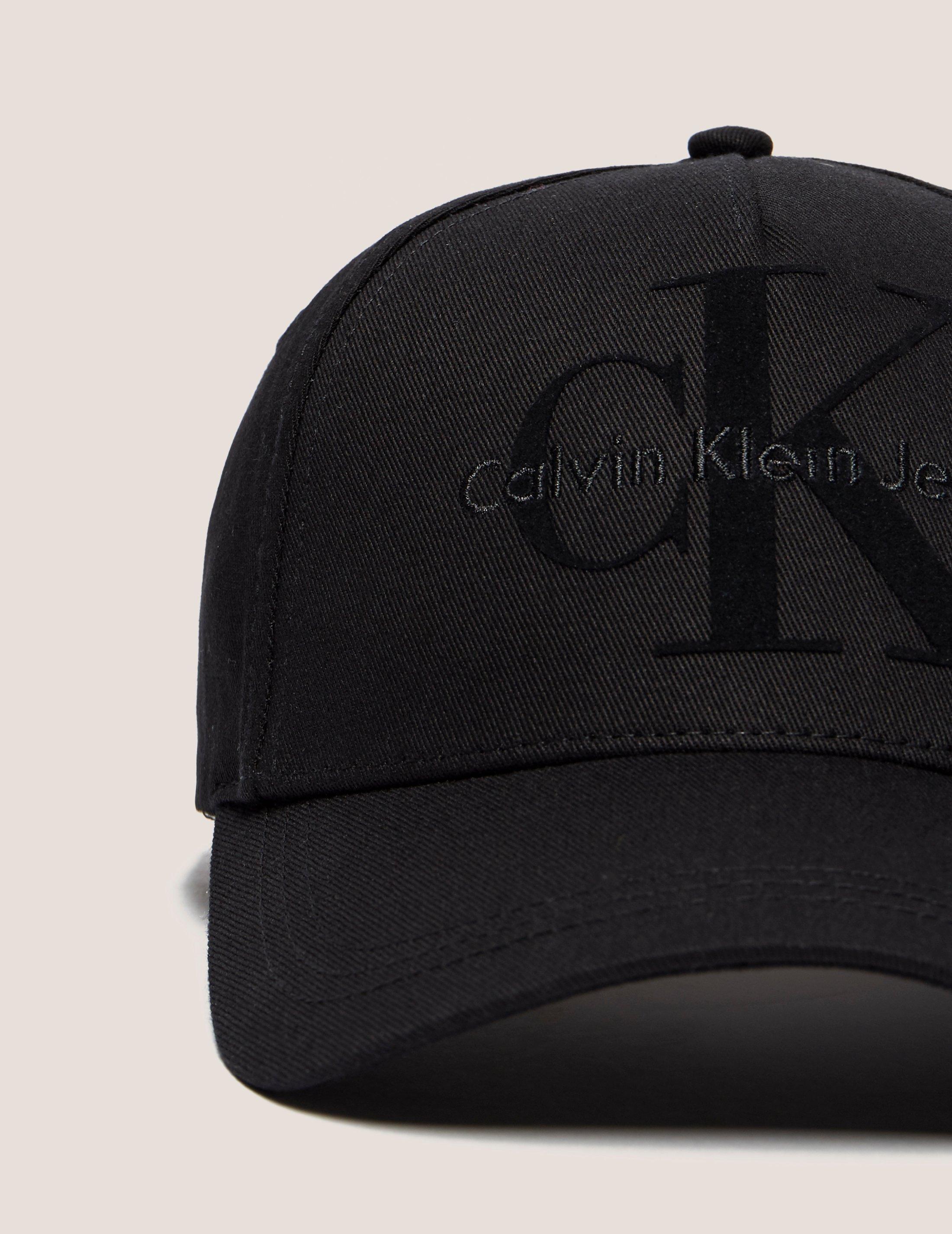 ee23382c765 ... new concept e3d9a 4b485 Lyst - Calvin Klein 205W39Nyc Mens Re-issue  Baseball Cap Bla ...