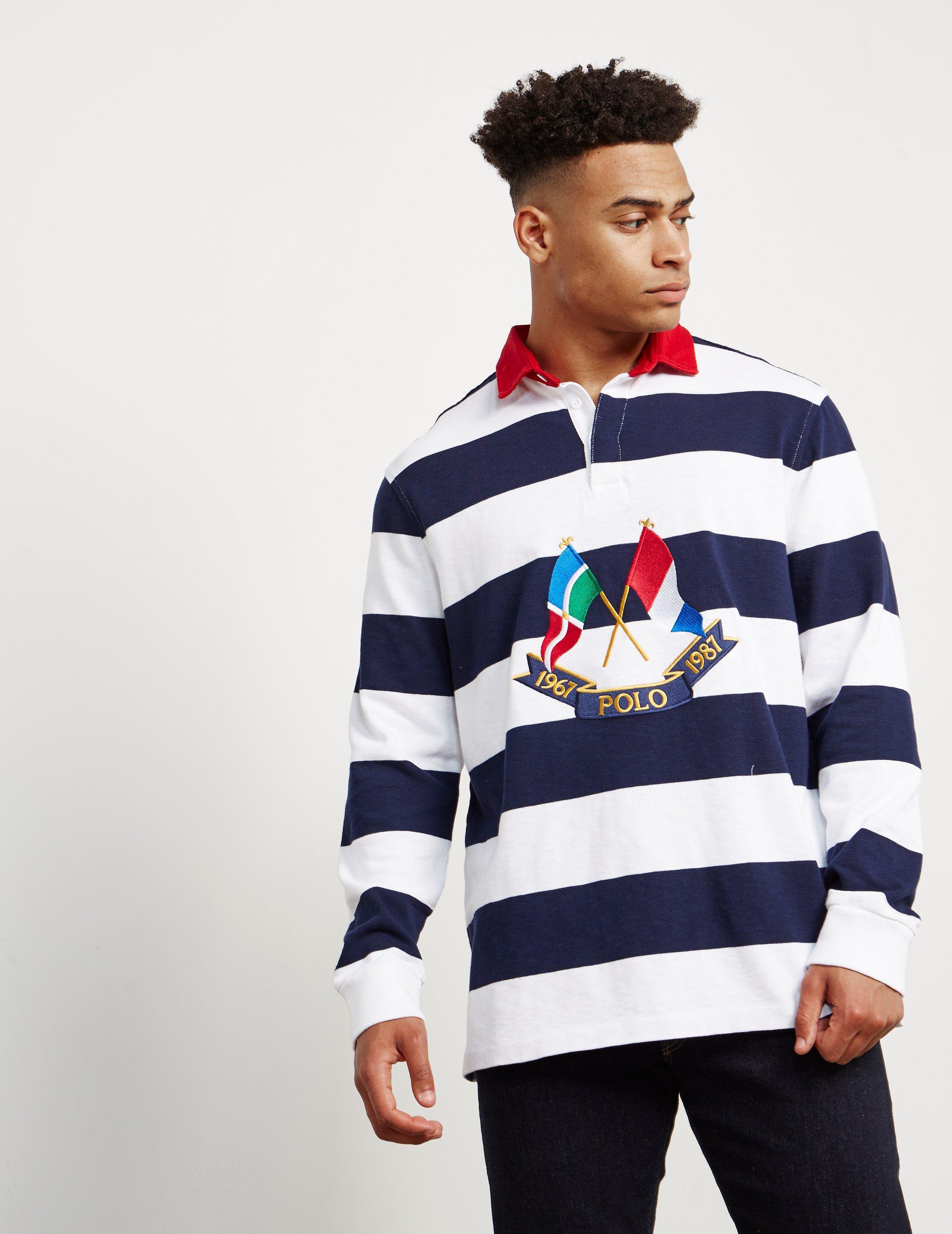 Long Sleeve Ralph Lauren Polo Shirts On Sale Rldm