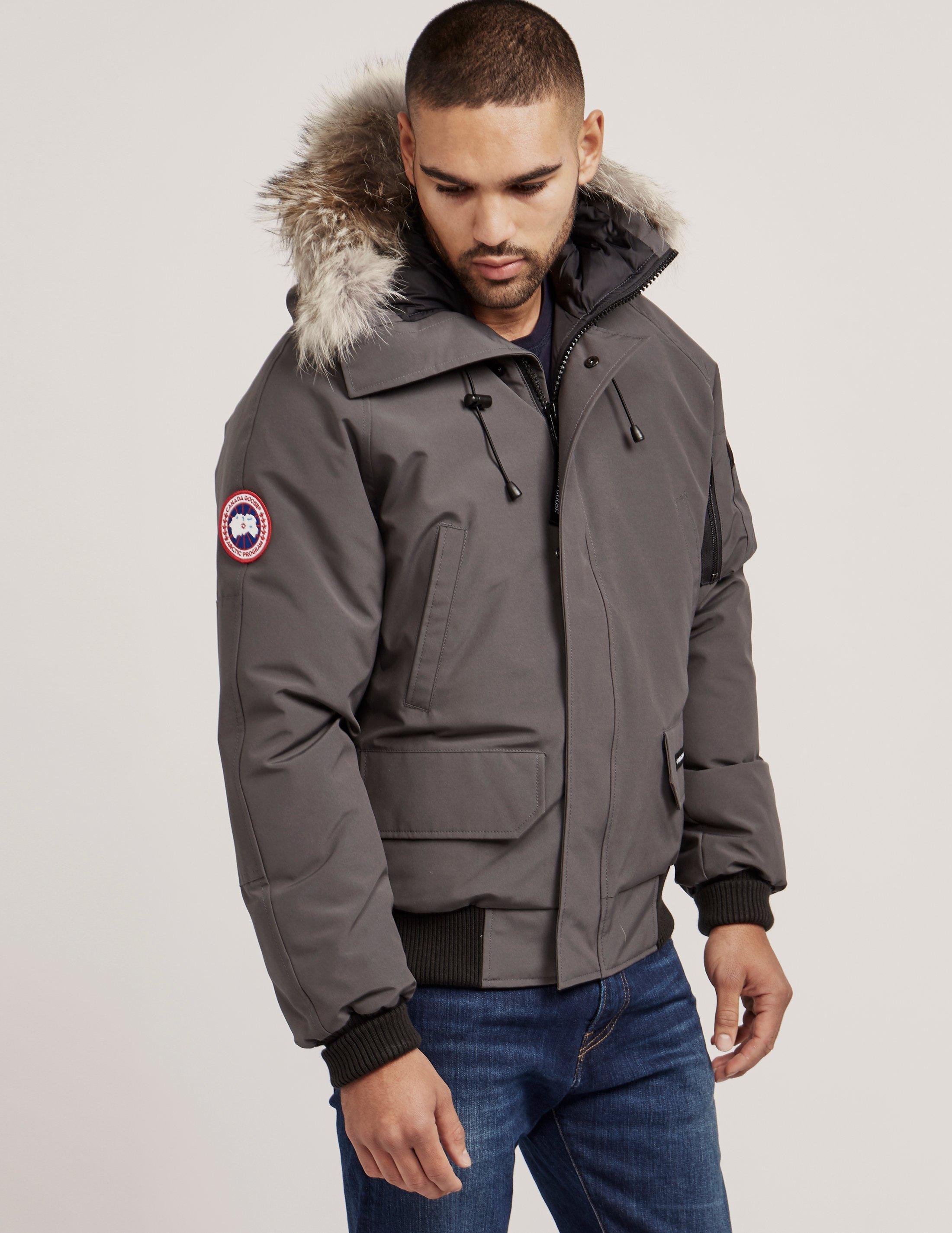 Canada goose jacket chilliwack