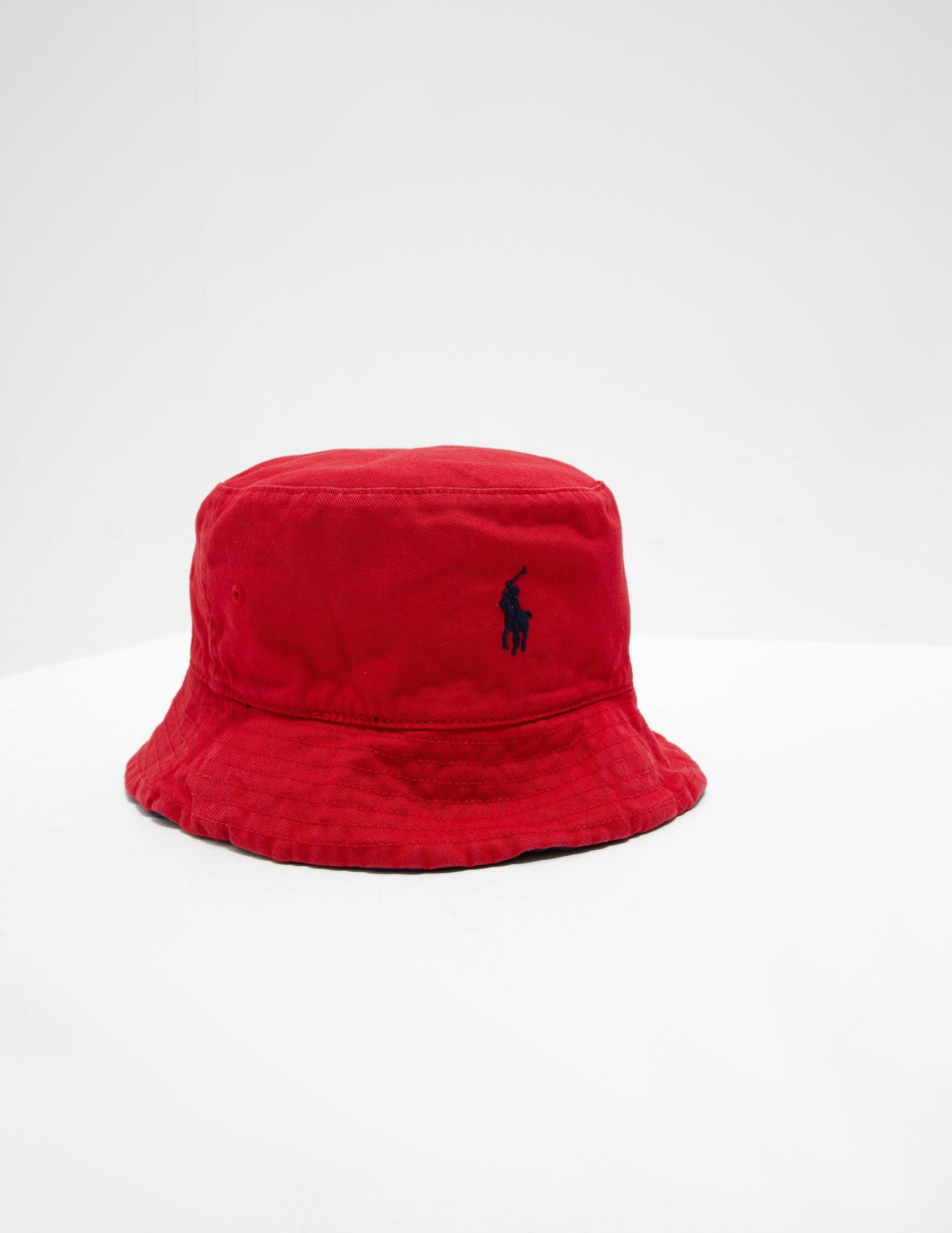 Lyst - Polo Ralph Lauren Mens Bear Bucket Hat - Online Exclusive ... 7a03a9b5d1f1