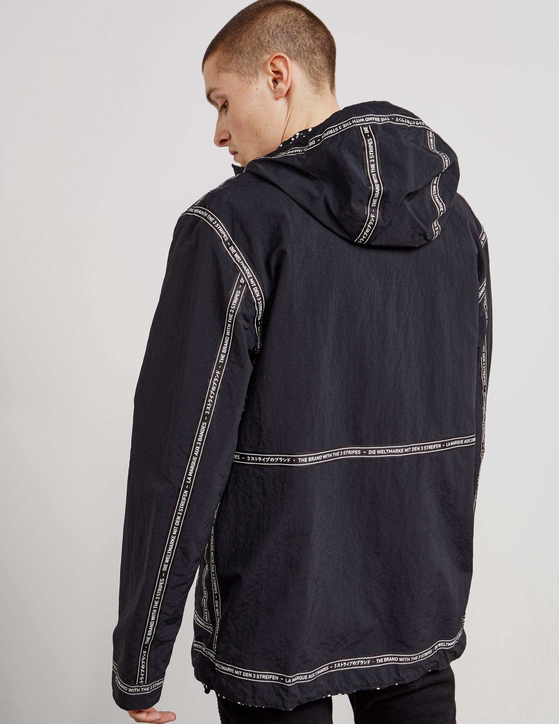 575eb0babc14 Adidas Originals - Nmd Reversible Lightweight Field Jacket Black for Men -  Lyst. View fullscreen