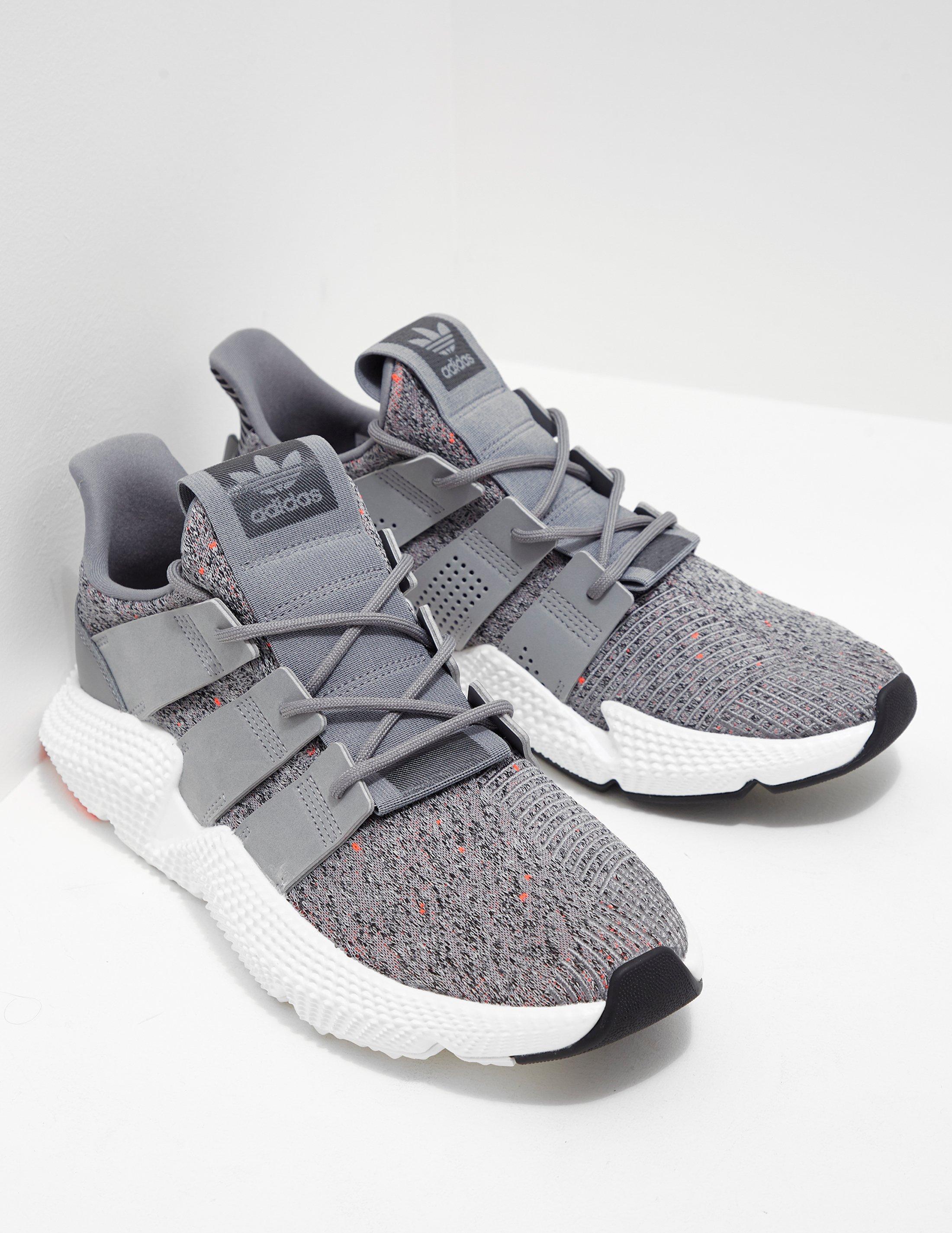 fa8381f78708f adidas Originals Mens Prophere Grey in Gray for Men - Lyst