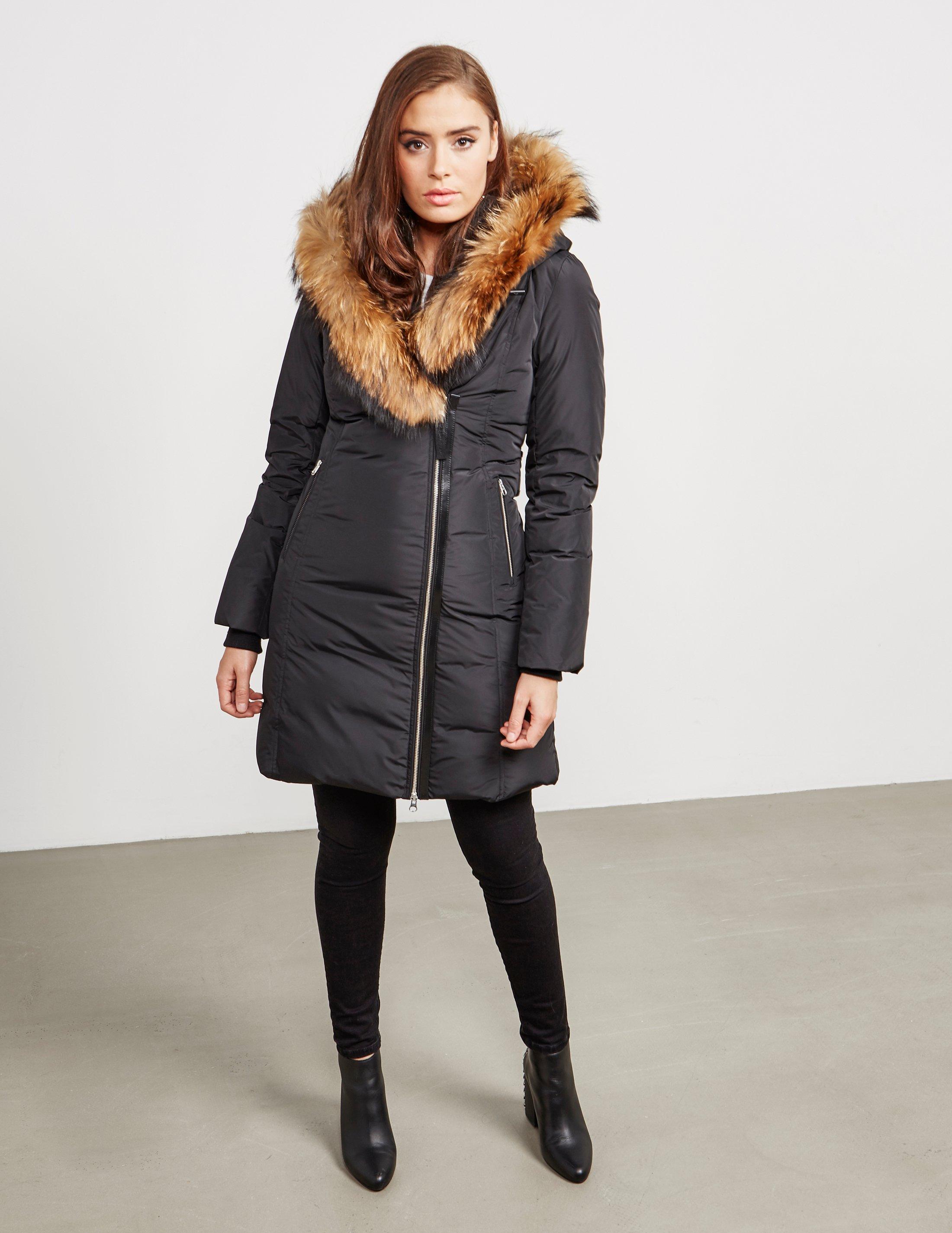 25d606752 ireland mackage jacket black velvet fd288 46ecd