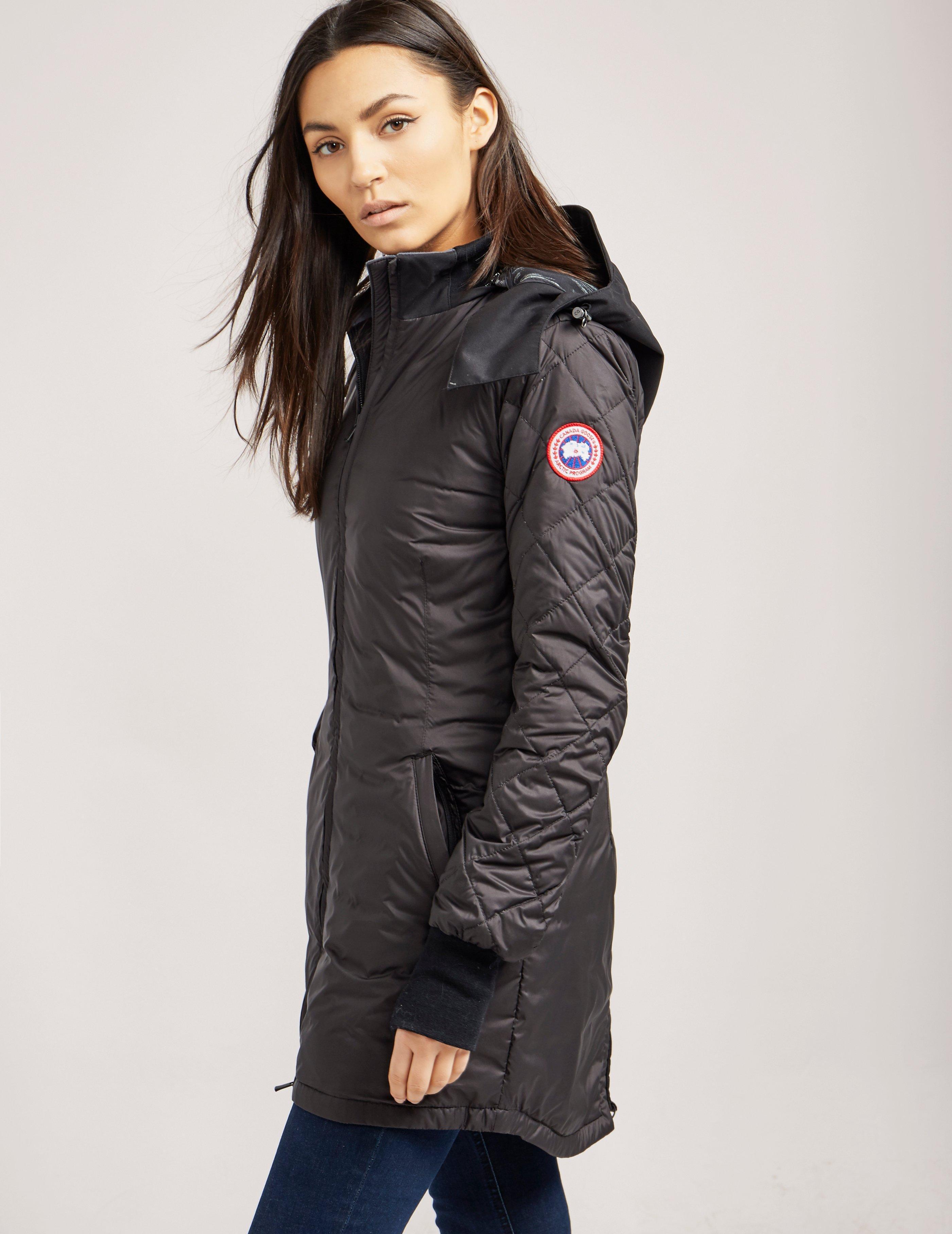 Canada goose coat for women