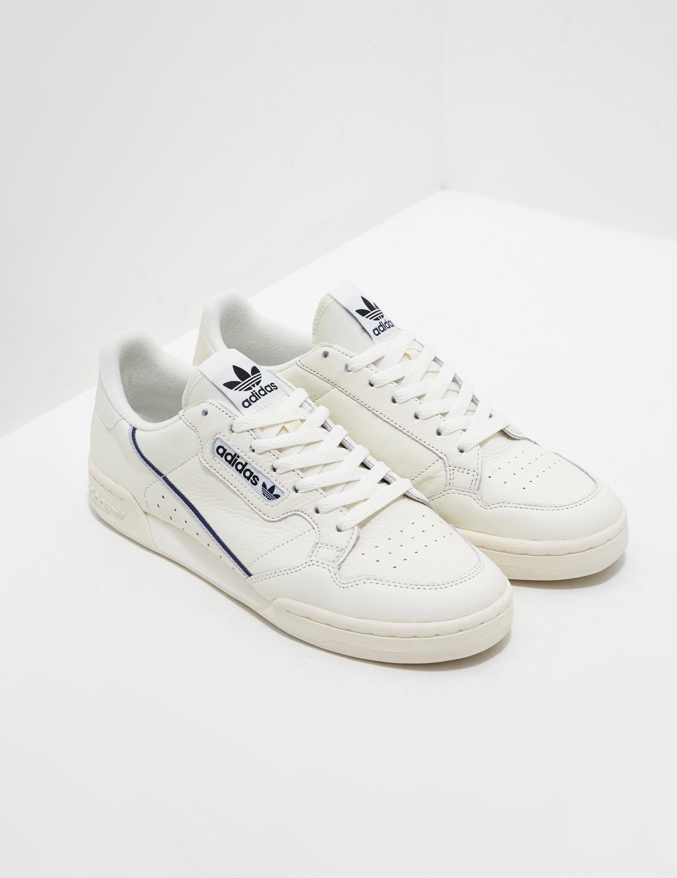 huge selection of c051a 442fc adidas Originals. Mens Continental 80 Cream