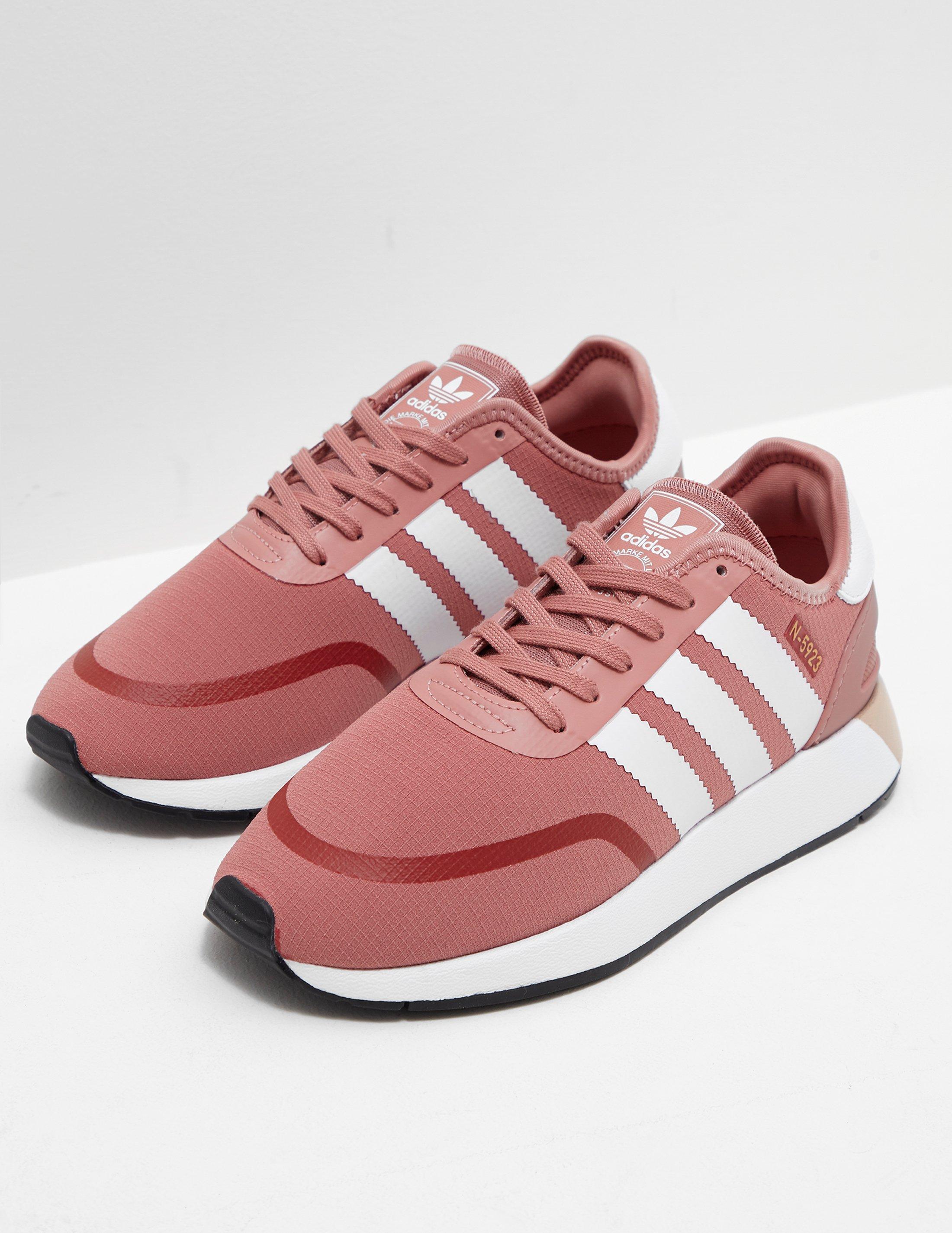 best website 8c563 8f4f3 adidas Originals Womens N-5923 Women s Pink in Pink - Lyst
