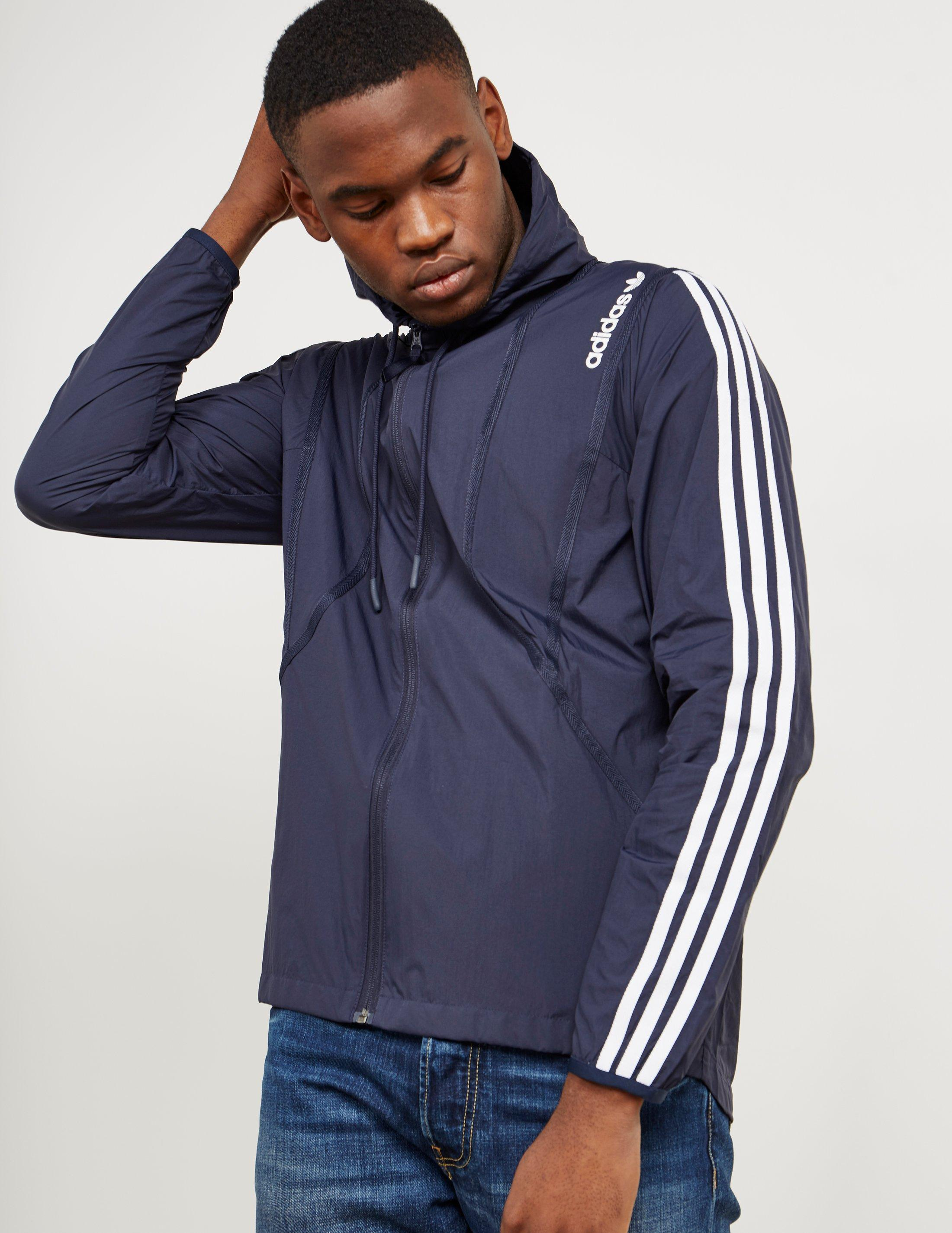 Lyst adidas Originals clr84 Windbreaker chaqueta en azul para los hombres
