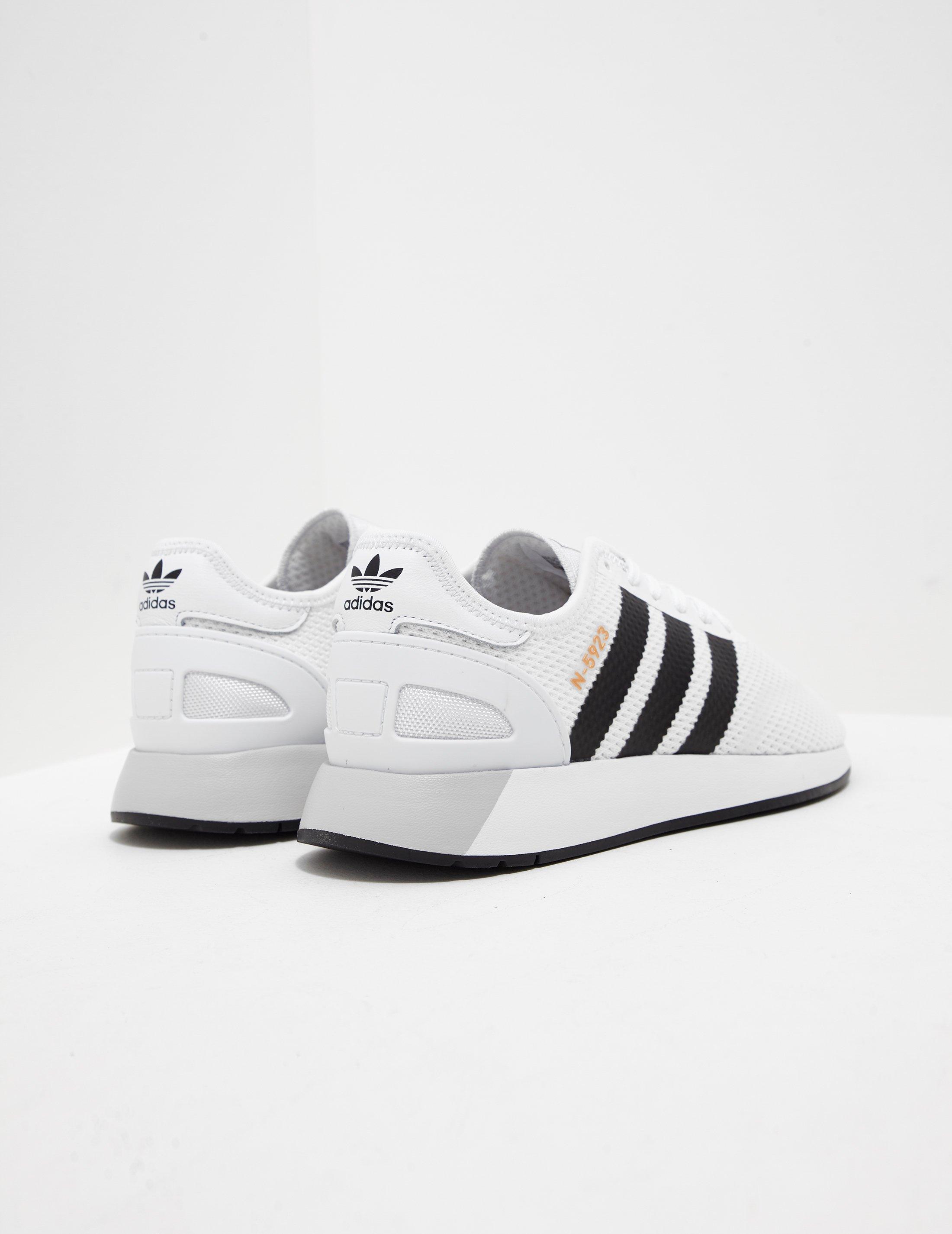 adidas Originals N-5923 - Trainers - clear orange/footwear white/core black QcHH0w