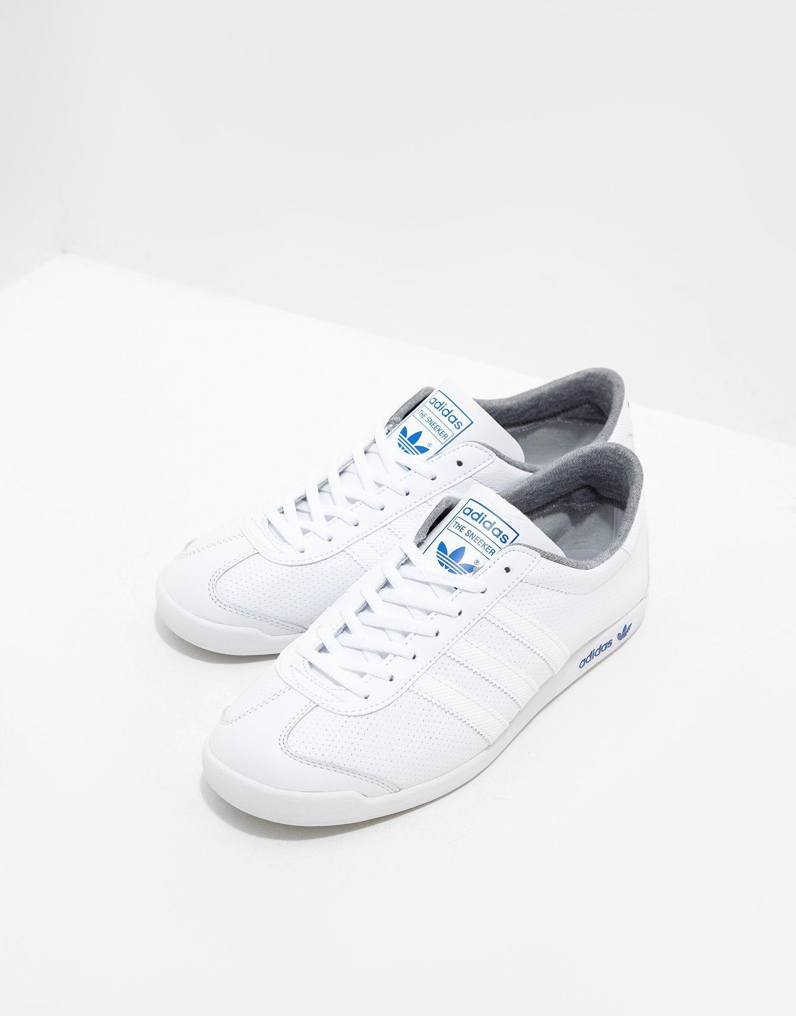 0fb787ca73 Lyst - adidas Originals The Sneeker White in White for Men