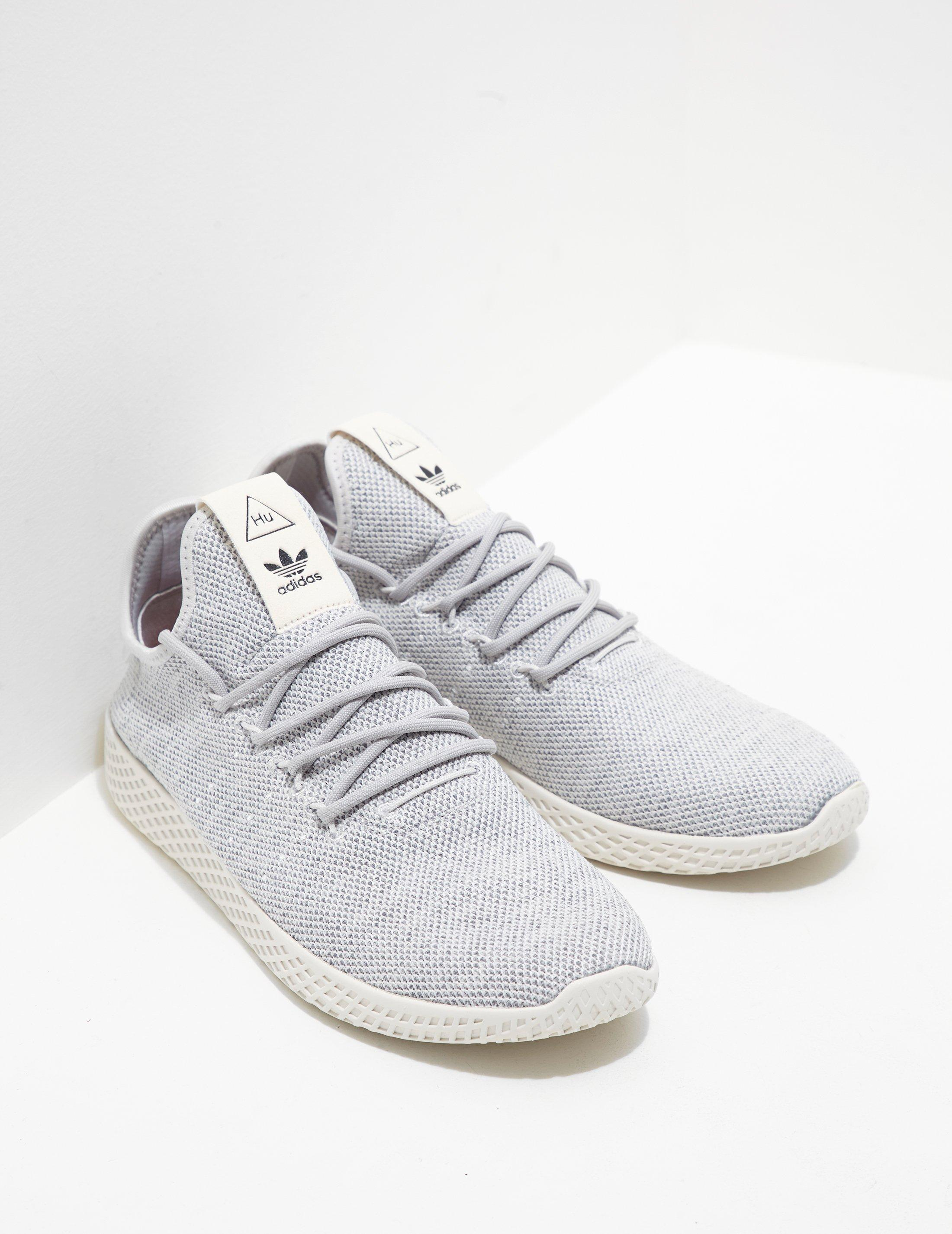 9d5821da2 Lyst - adidas Originals Mens X Pharrell Williams Tennis Hu Primeknit ...