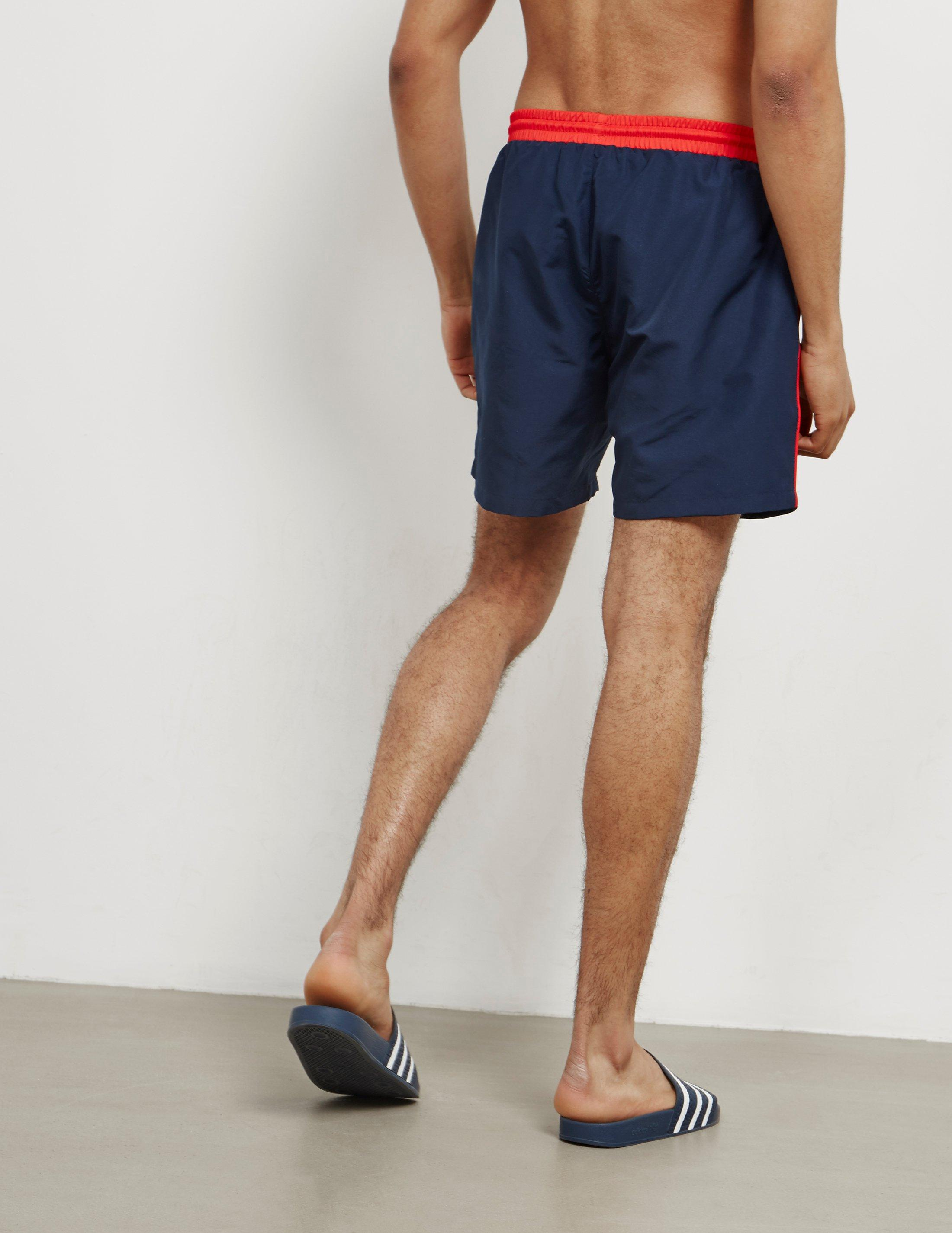 951be415c8f40 BOSS Mens Starfish Swim Shorts Navy Blue in Blue for Men - Lyst