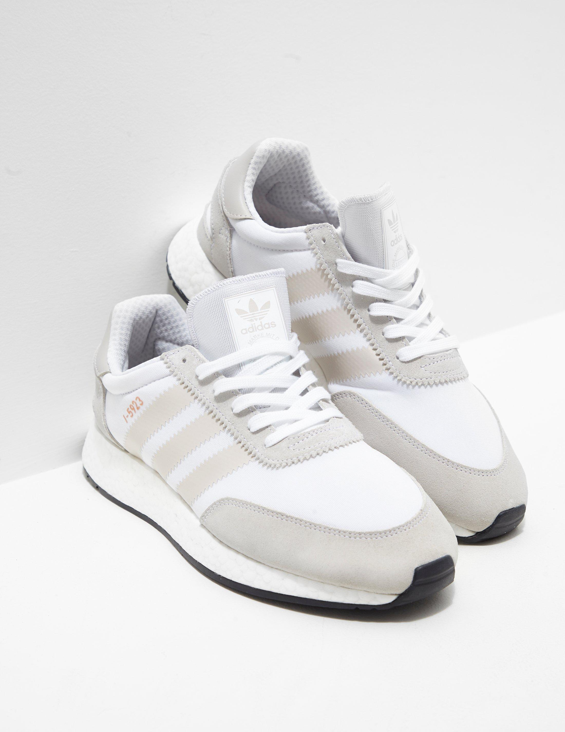 6a662f4ad71 adidas Originals Mens I-5923 Boost Grey white in Gray for Men - Lyst