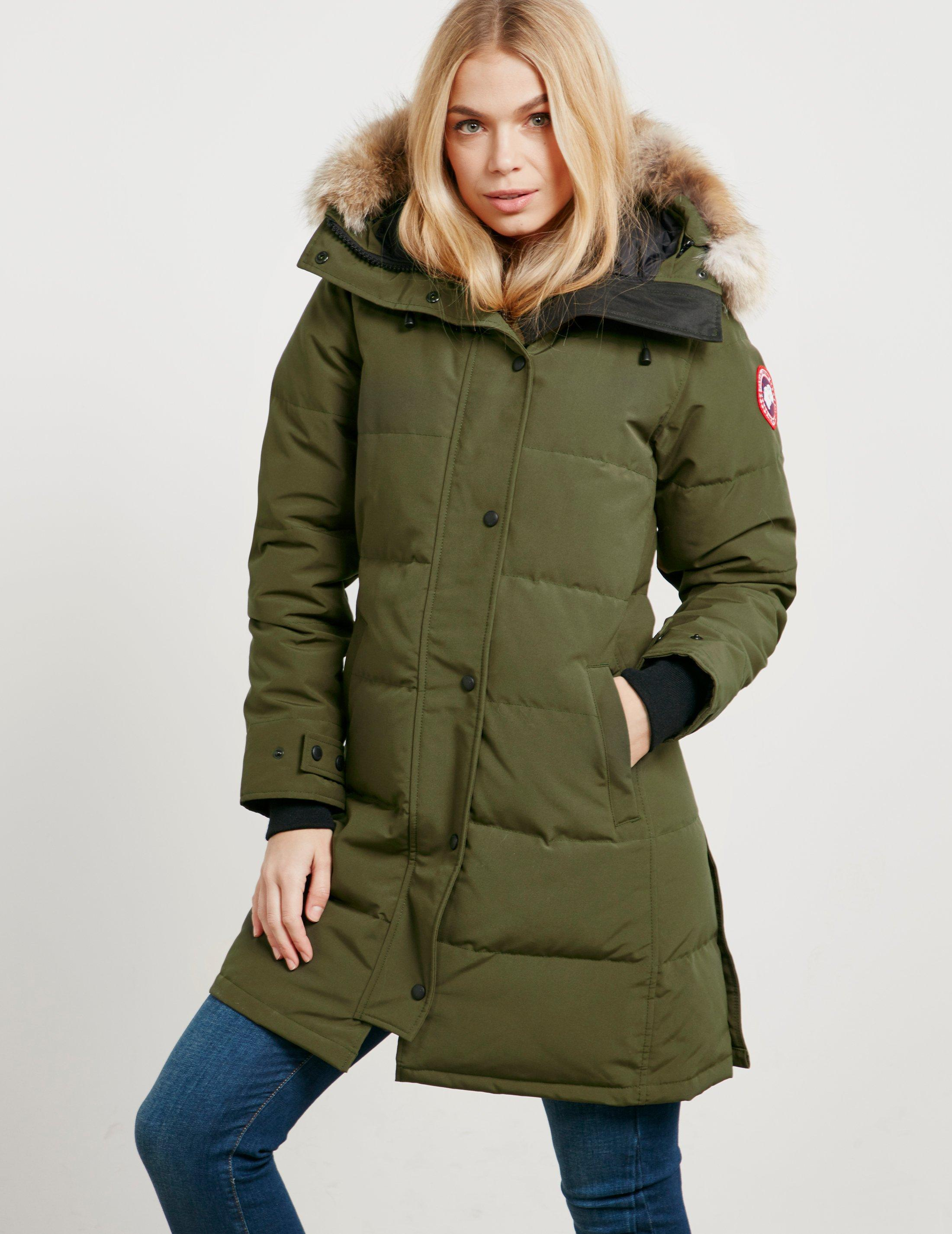 Gallery. Previously sold at  Tessuti UK · Women s Canada Goose Shelburne ... 5cd7e39908