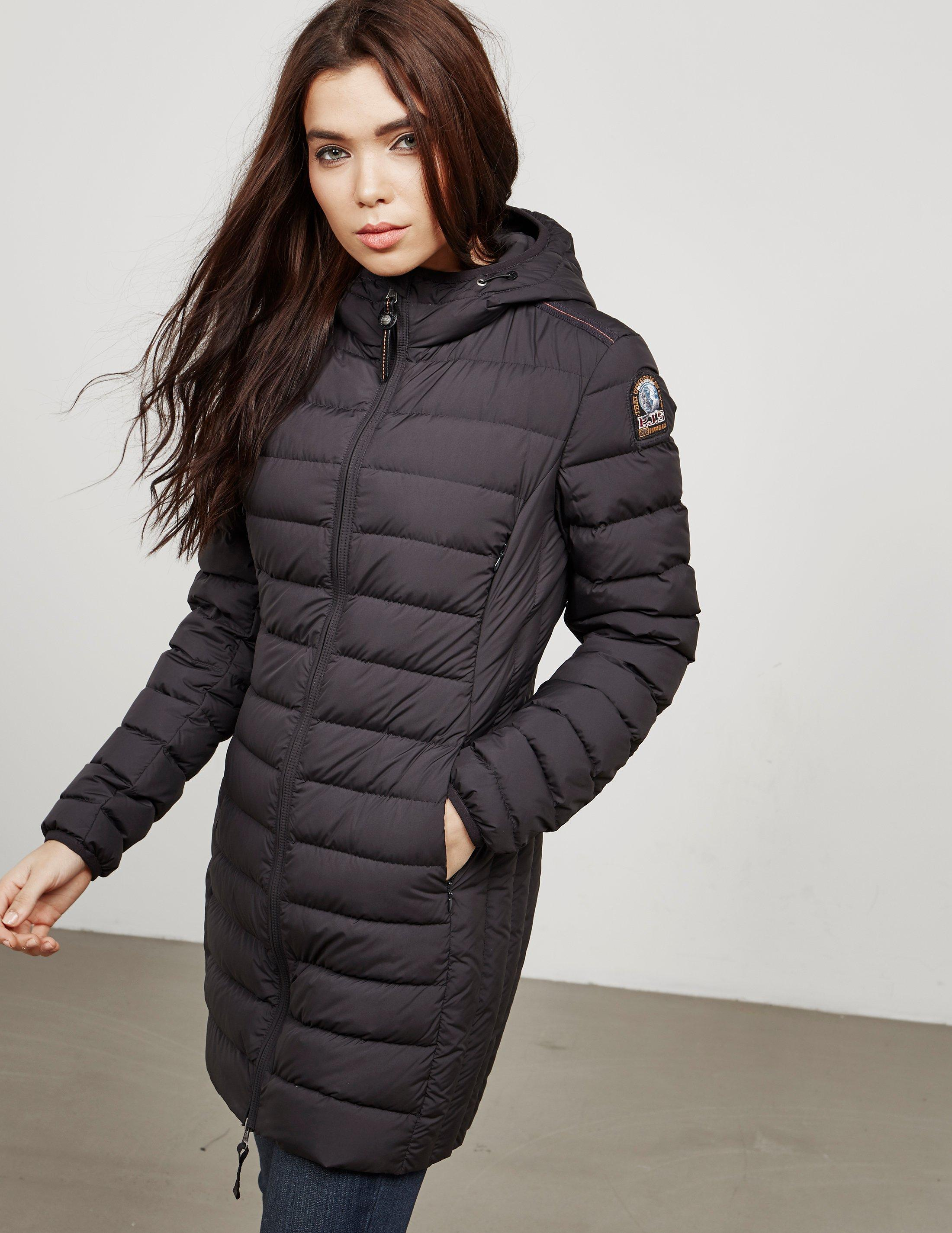 83d93ea8444c Parajumpers Irene Padded Jacket in Black - Lyst