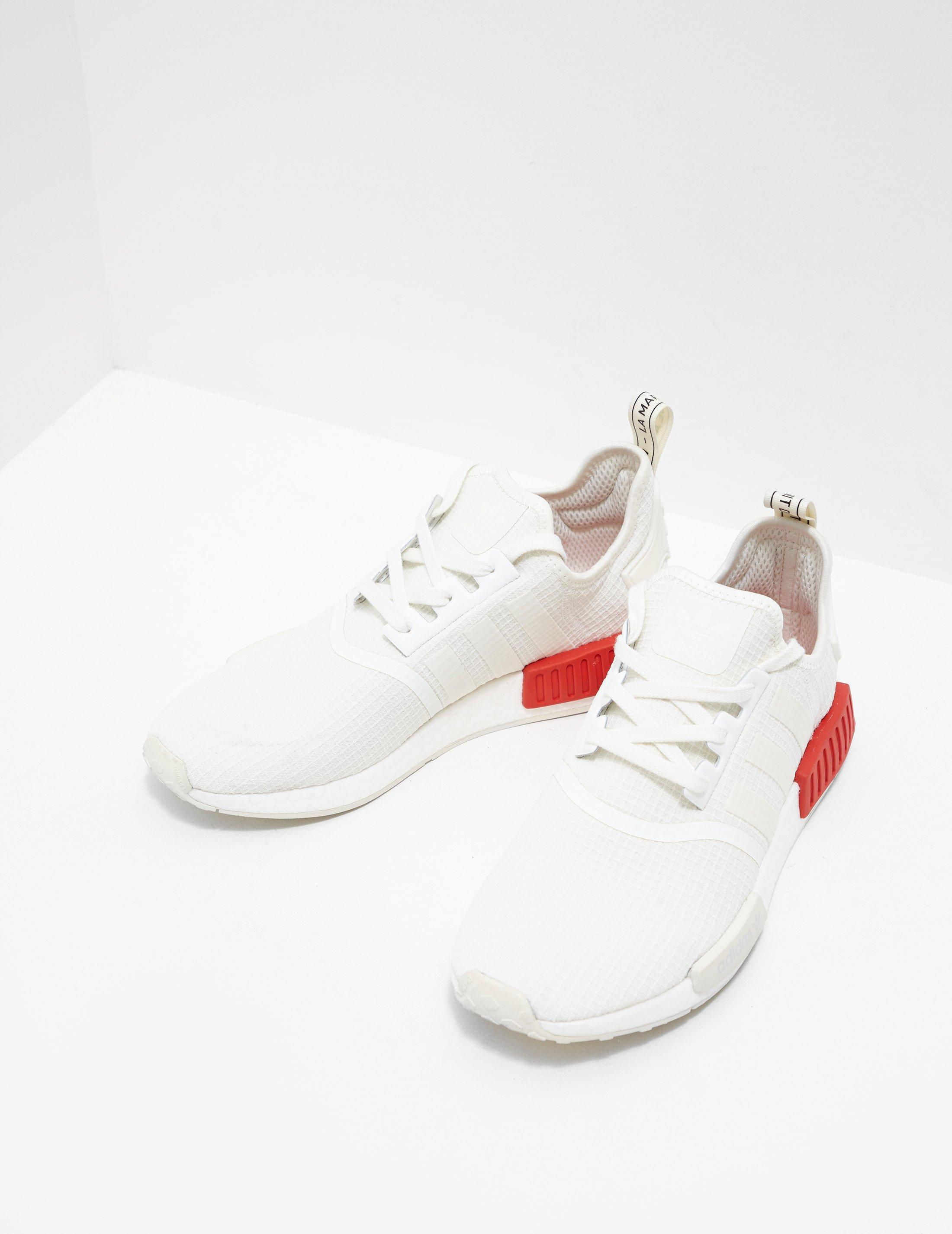 b797400c3 adidas Originals Mens Nmd R1 Ripstop White in White for Men - Lyst