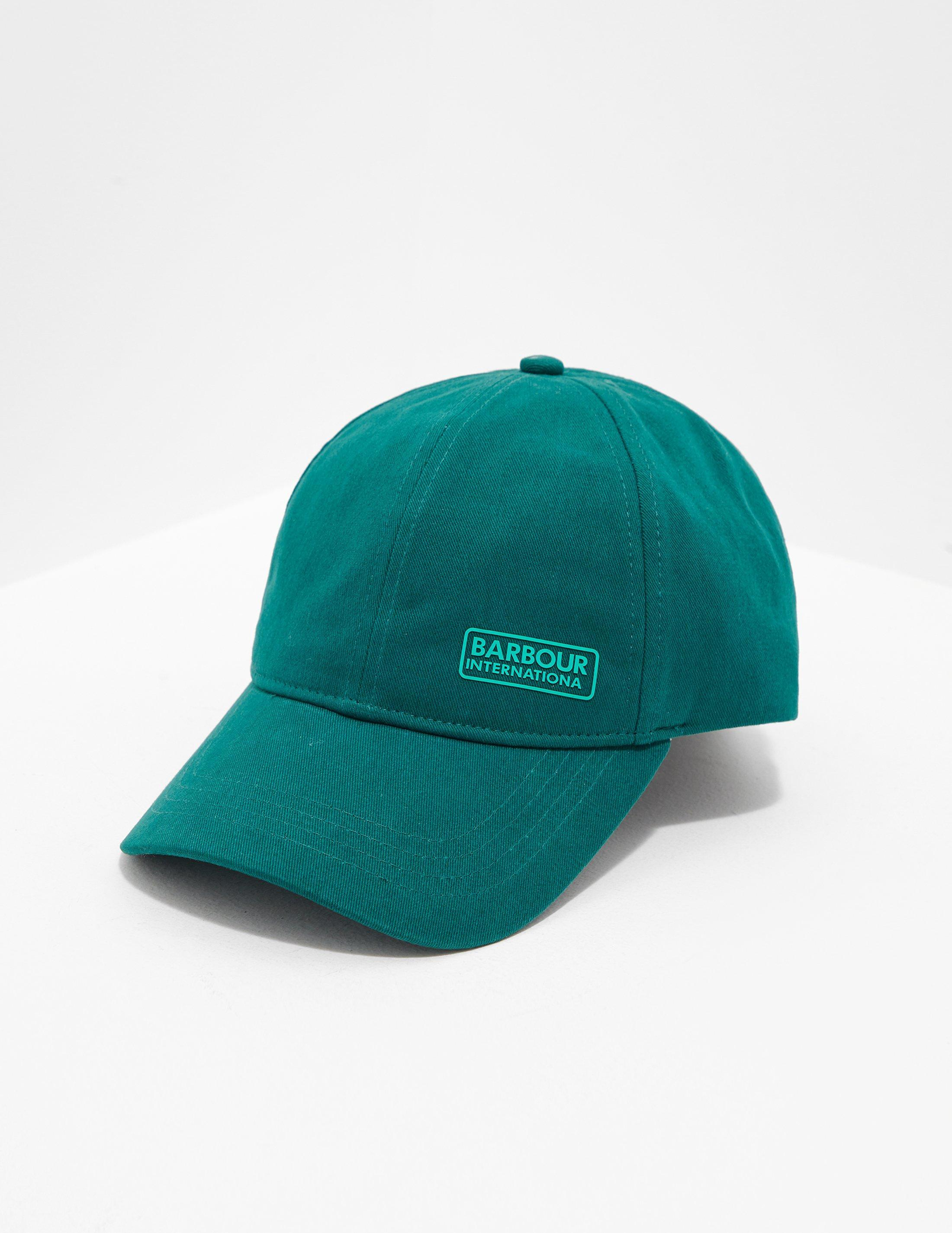 b6c59251e77f22 Lyst - Barbour Norton Drill Cap Green in Green for Men