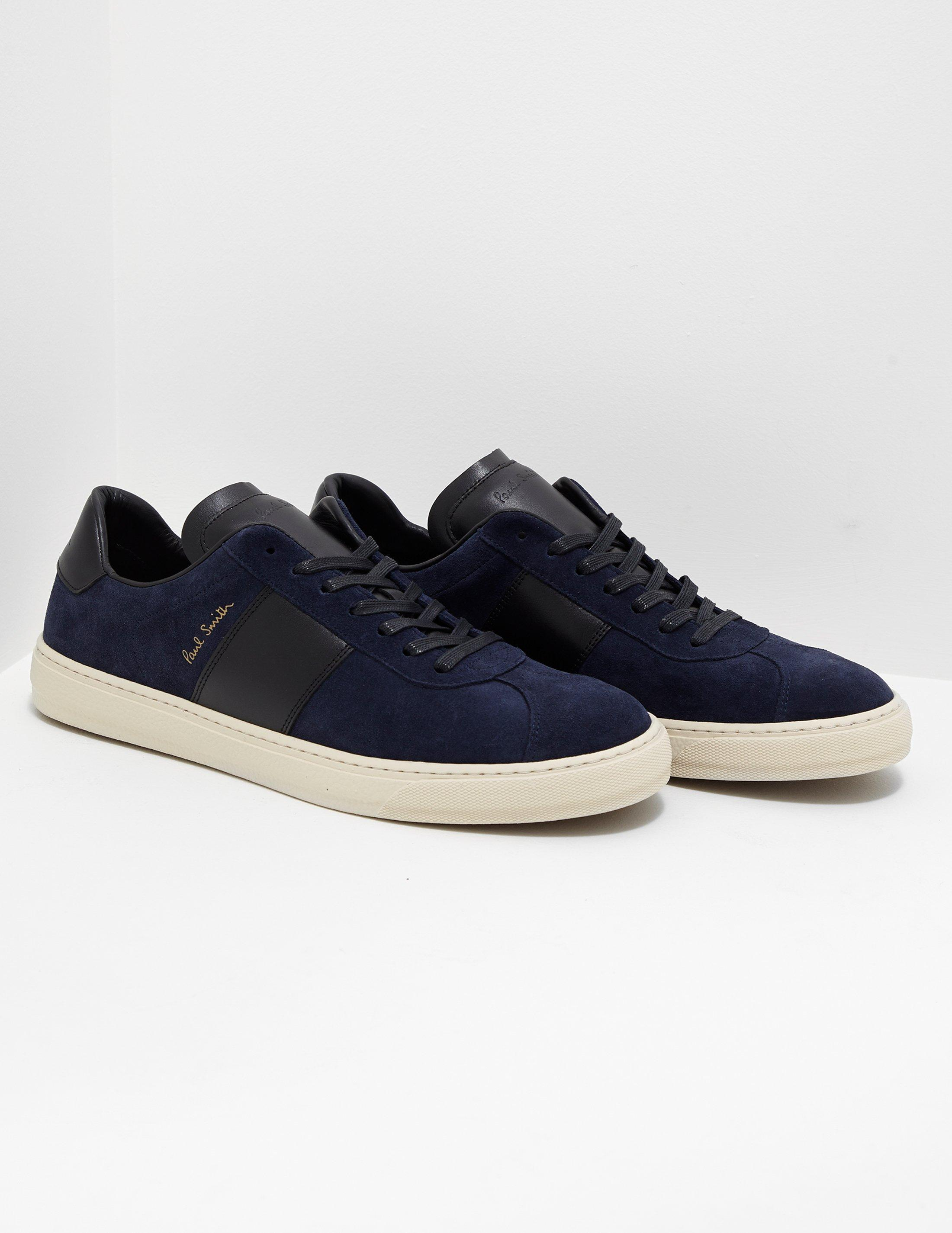 Navy and Black Levon Sneakers Paul Smith IywJxy4Rq