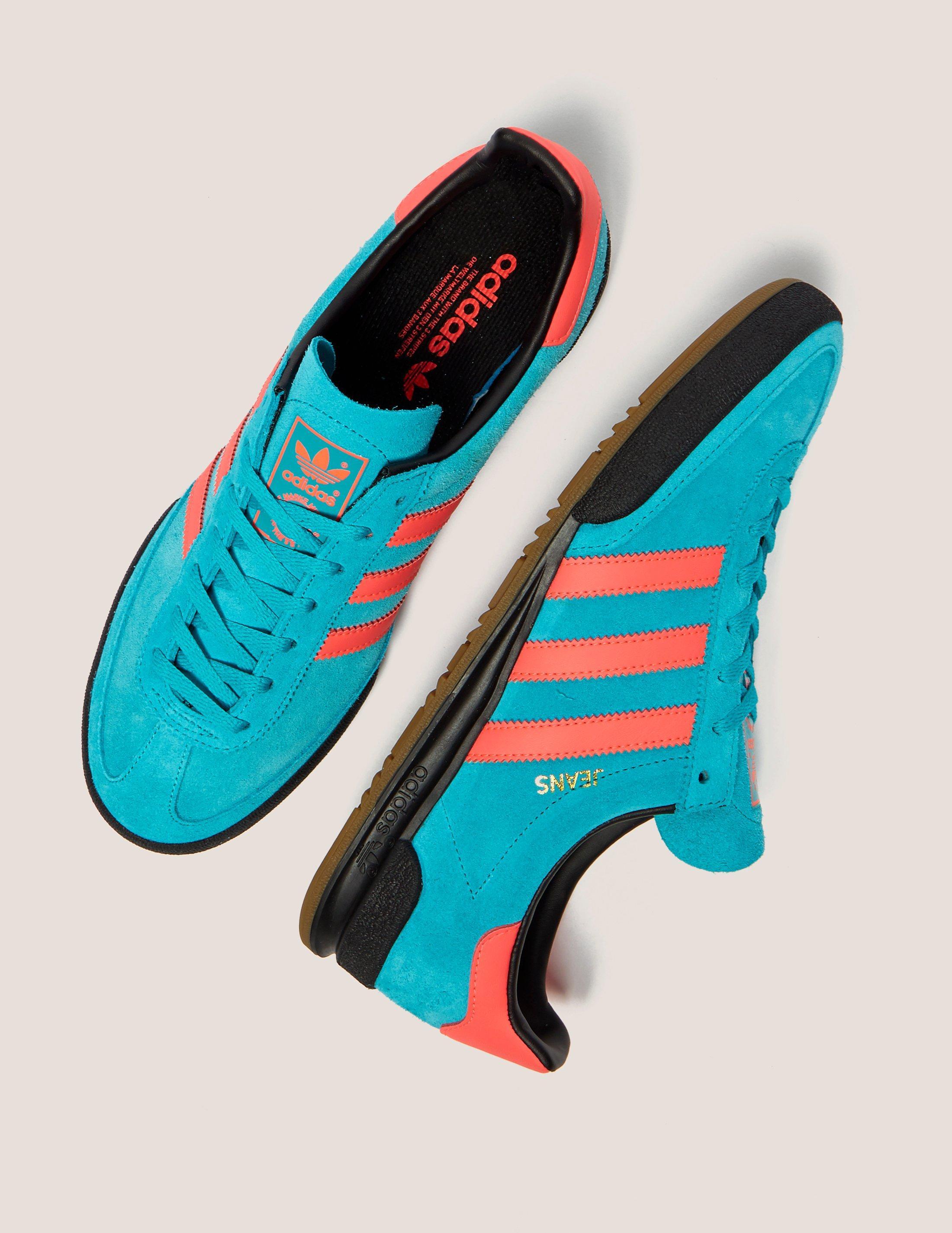 a25d7dbe748a Lyst - adidas Originals Mens Jeans Blue pink