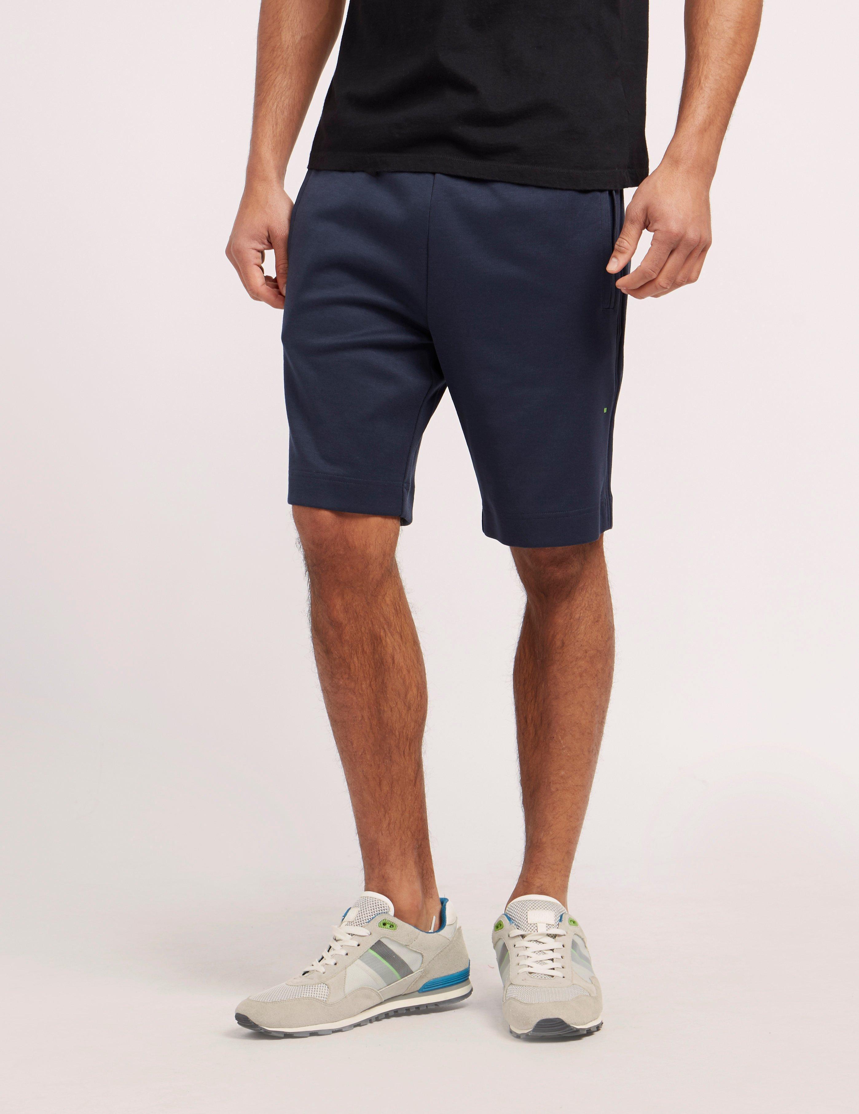 2bcabc376 BOSS Green Headlo Shorts in Blue for Men - Lyst