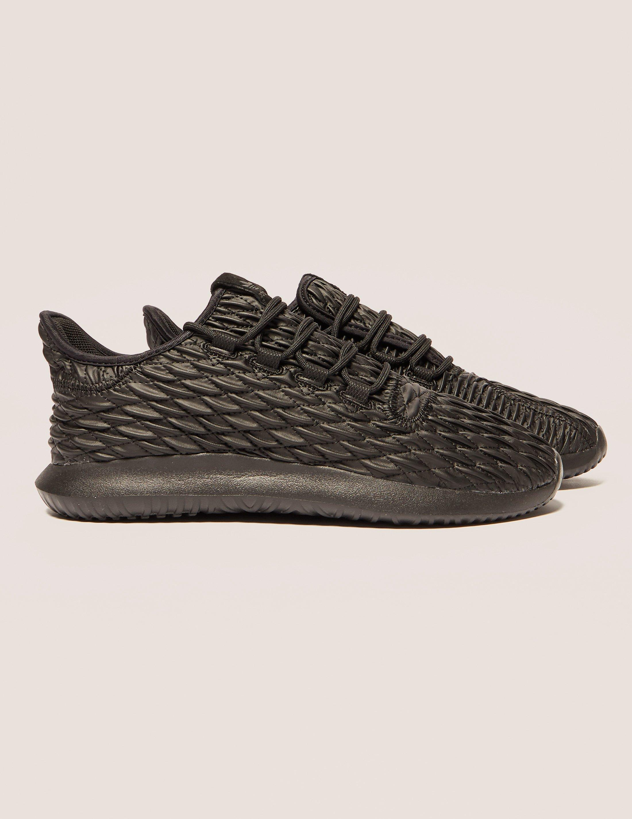best sneakers dd2a6 d33a2 Lyst - adidas Originals Tubular Shadow Lux in Black for Men