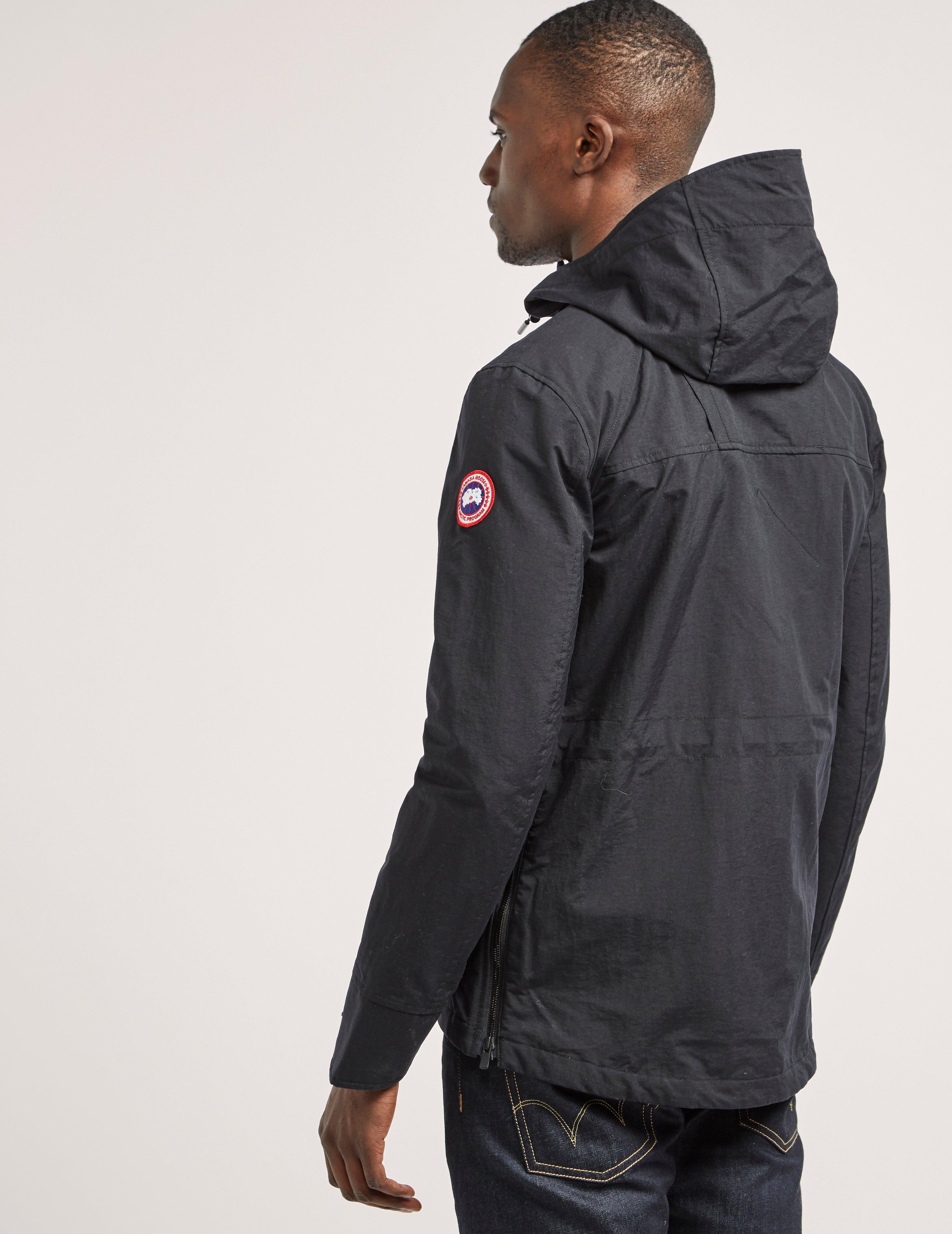 canada goose redstone jacket pewter