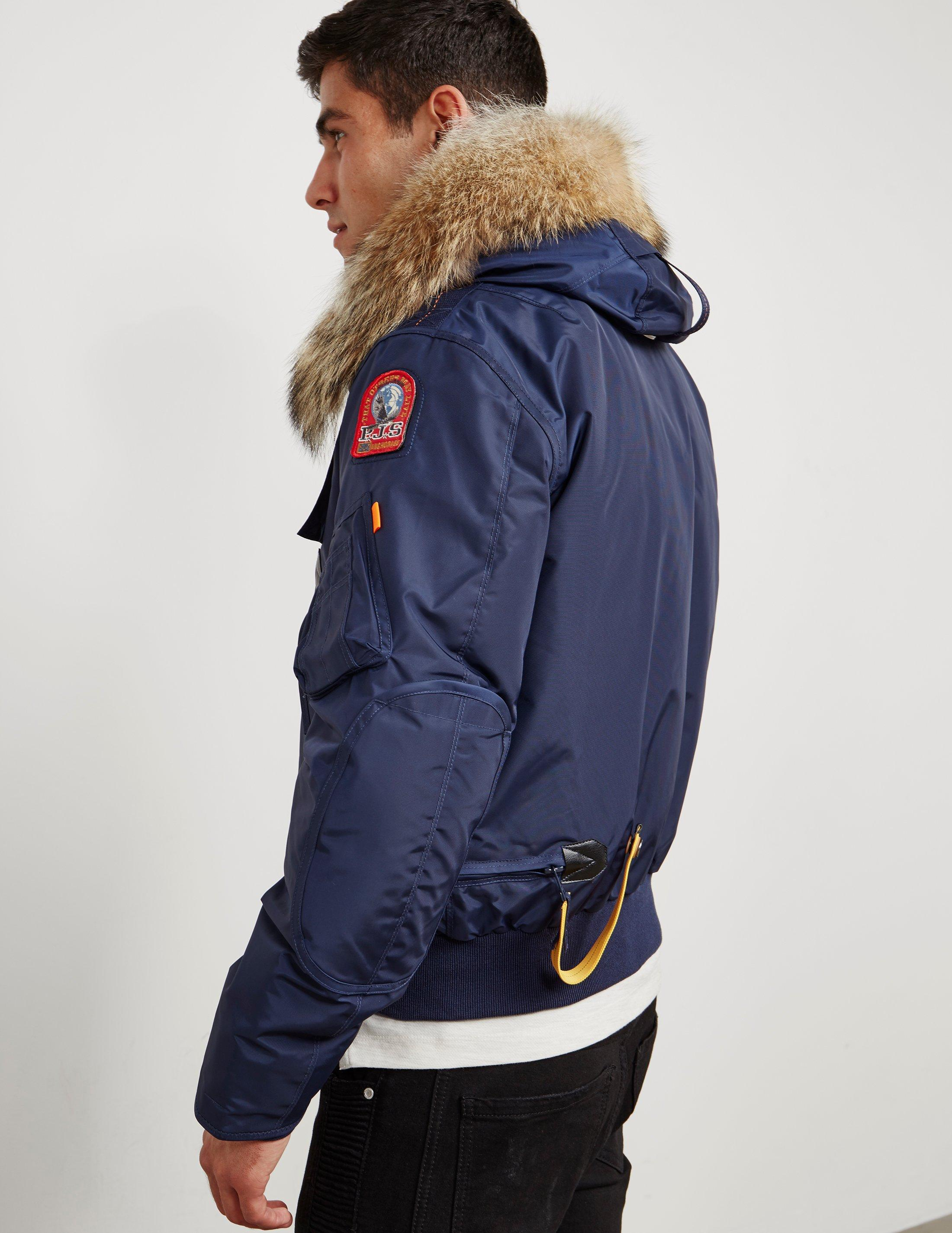 parajumpers BOMBER BLUE