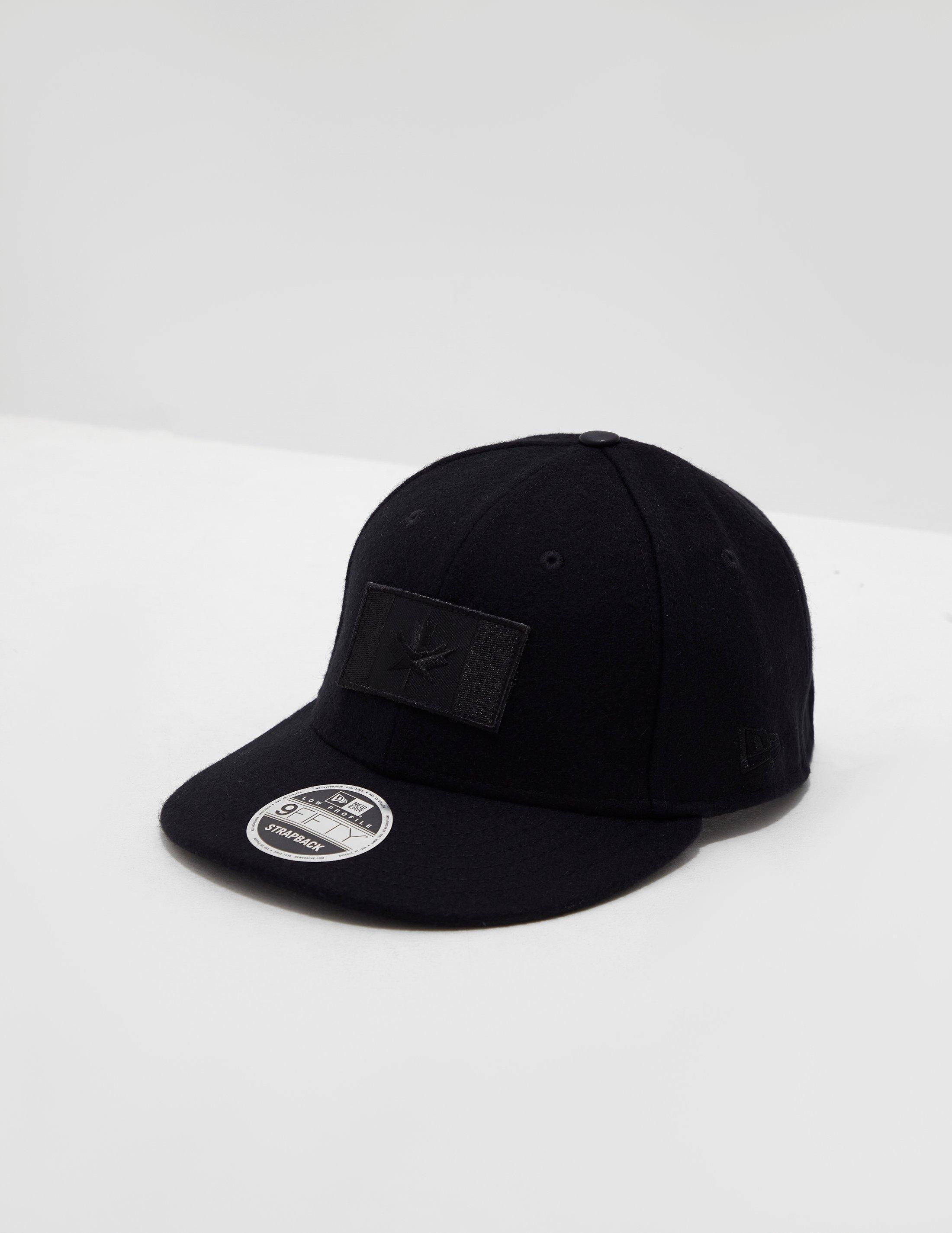 f3457857d9a Lyst - Canada Goose Wool Cap Black in Black for Men