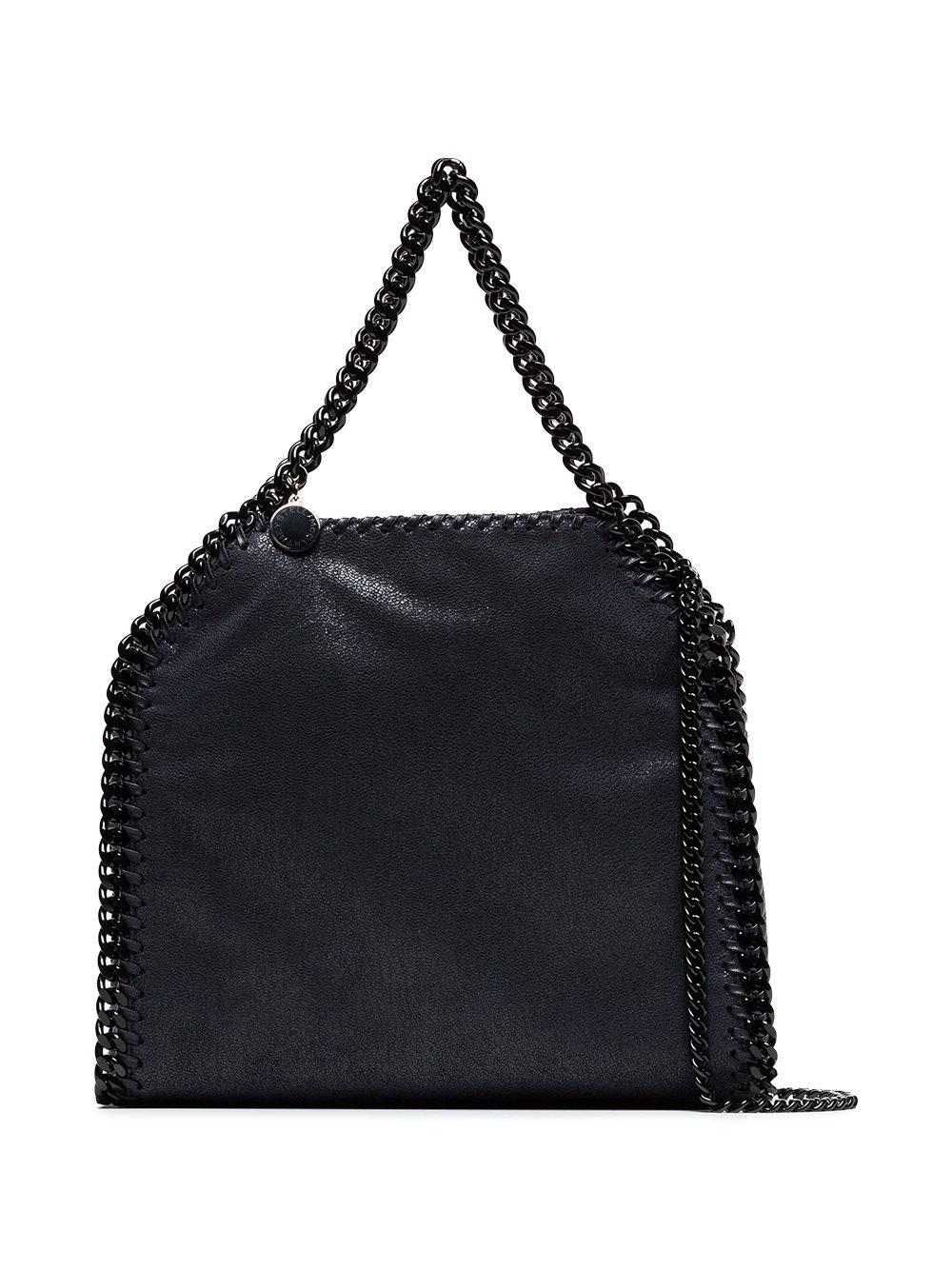 89016331c3ed Stella Mccartney Falabella Tote in Black - Lyst