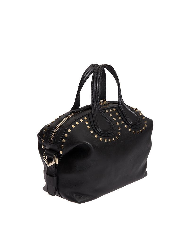 Givenchy - Black Nightingale Small Bag - Lyst. View fullscreen c602c00cada7d
