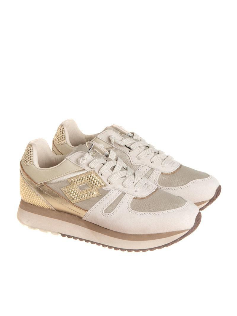 Lyst - Lotto Leggenda Tokyo Wedge Sneakers 4e3a7a37710