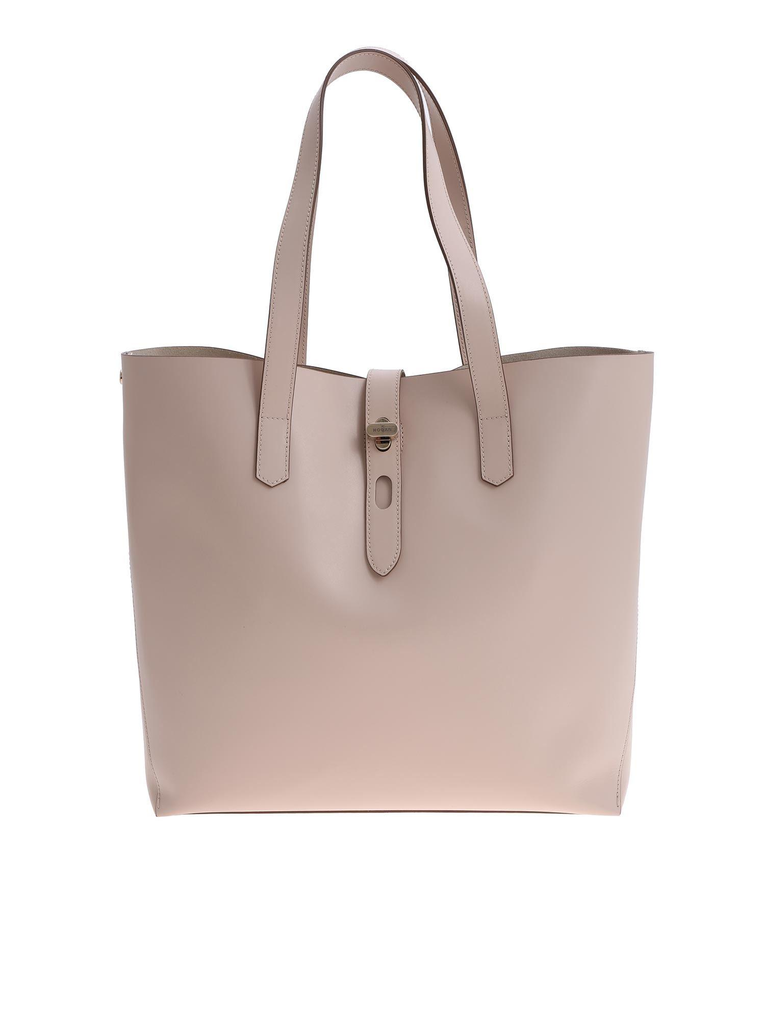 Lyst - Hogan Beige Shoulder Bag in Natural 7ad62f11d47b2