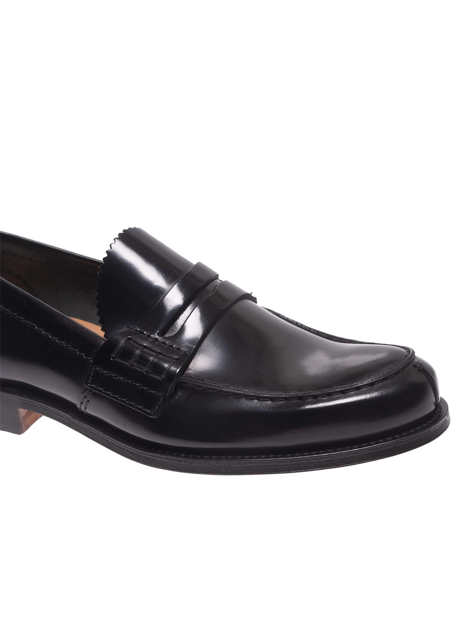 074a8cb79df Church s - Tunbridge Loafers In Black for Men - Lyst. View fullscreen
