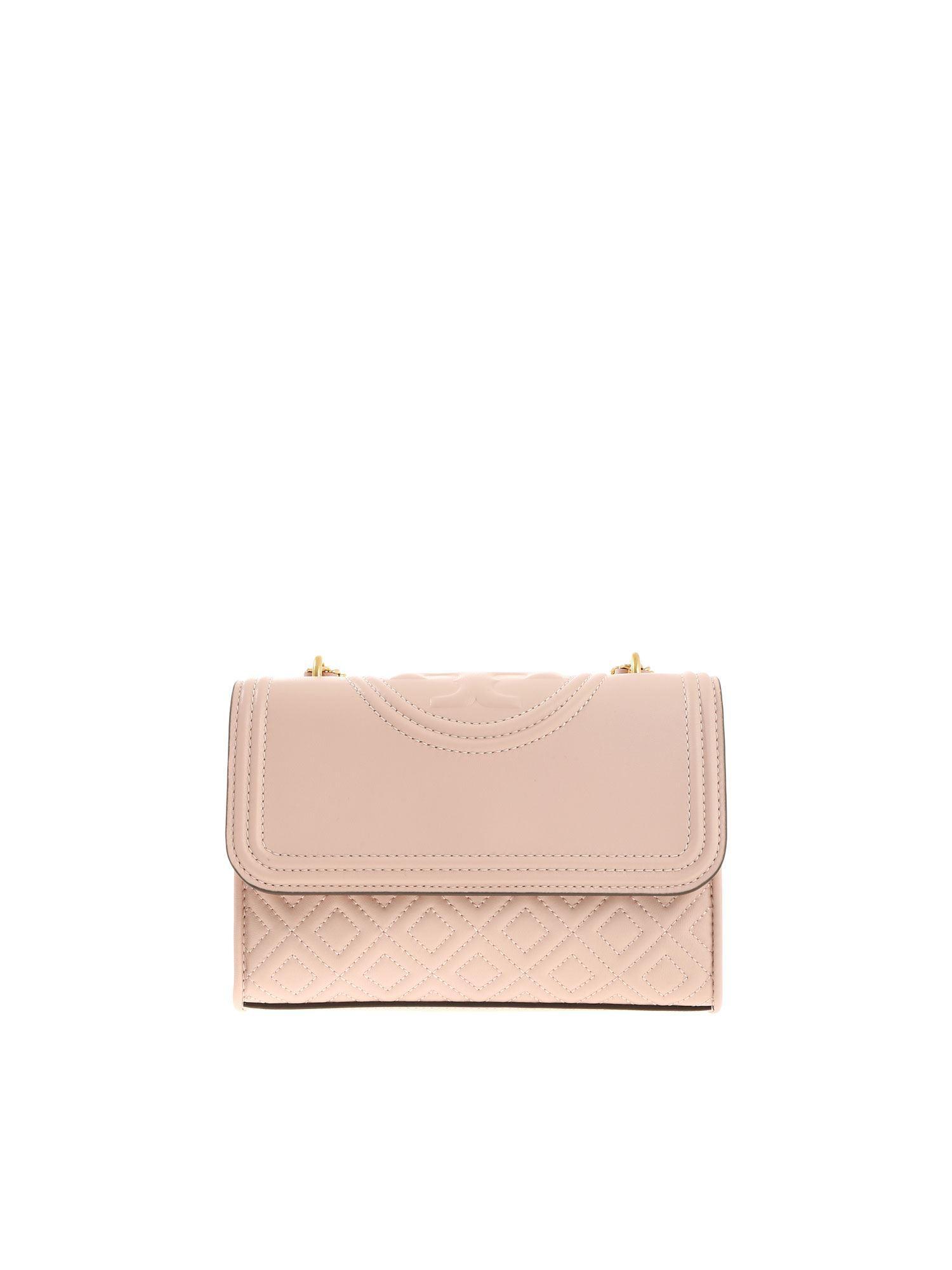 c931f6ee6804 Lyst - Tory Burch Mini Bag Shoulder Bag Women in Pink - Save ...