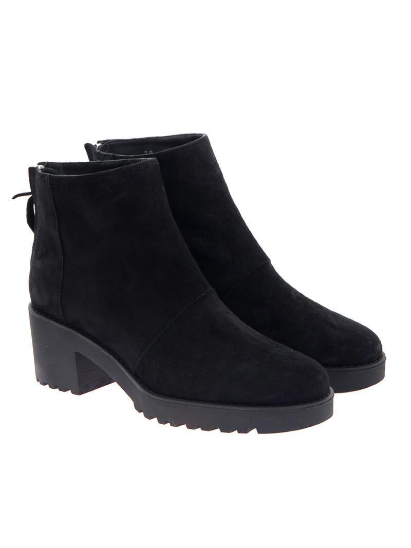128059b6da Hogan H277 Ankle Boots in Black - Lyst