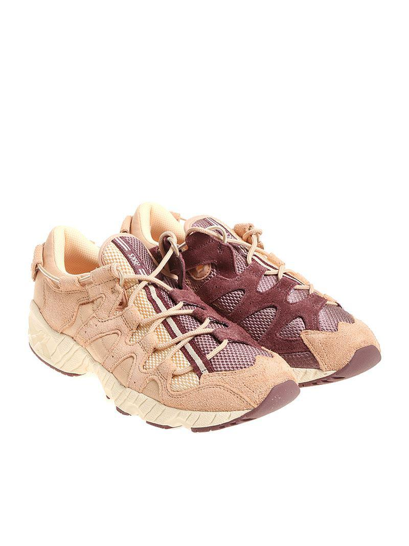 best website dd2ca f8019 Asics Pink And Purple Gel-mai Sneakers for men