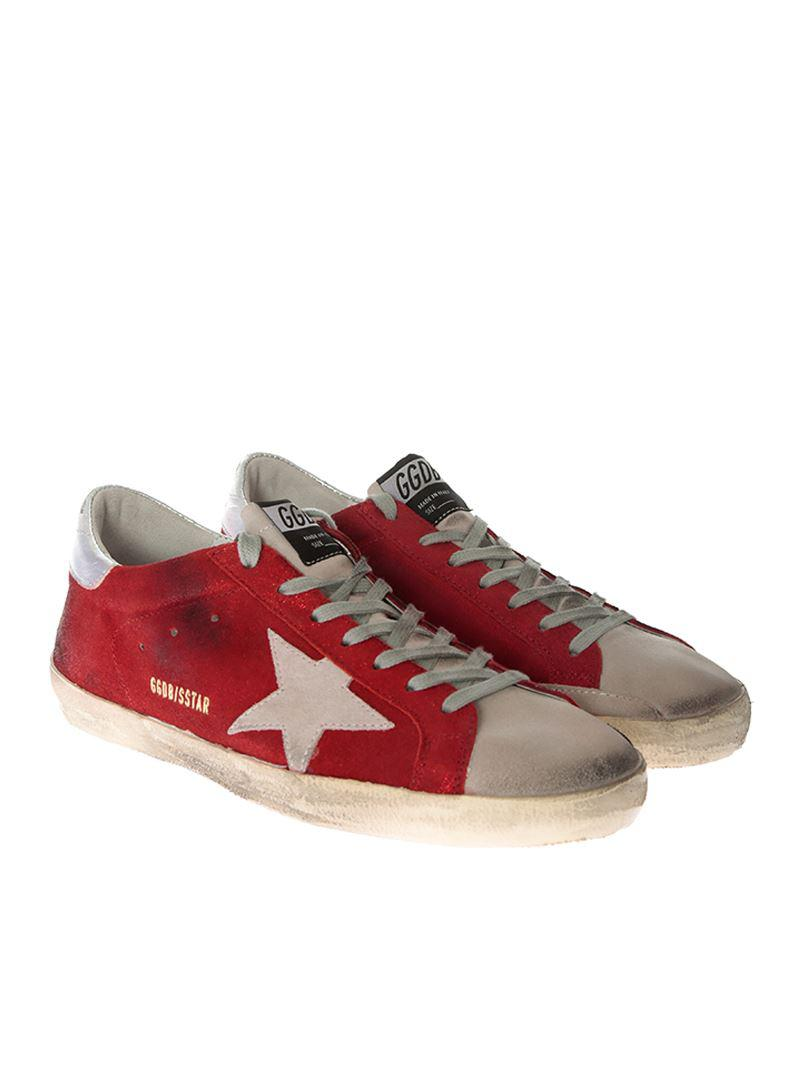 Superstar sneakers with logo details Golden Goose QH5lolTKqy