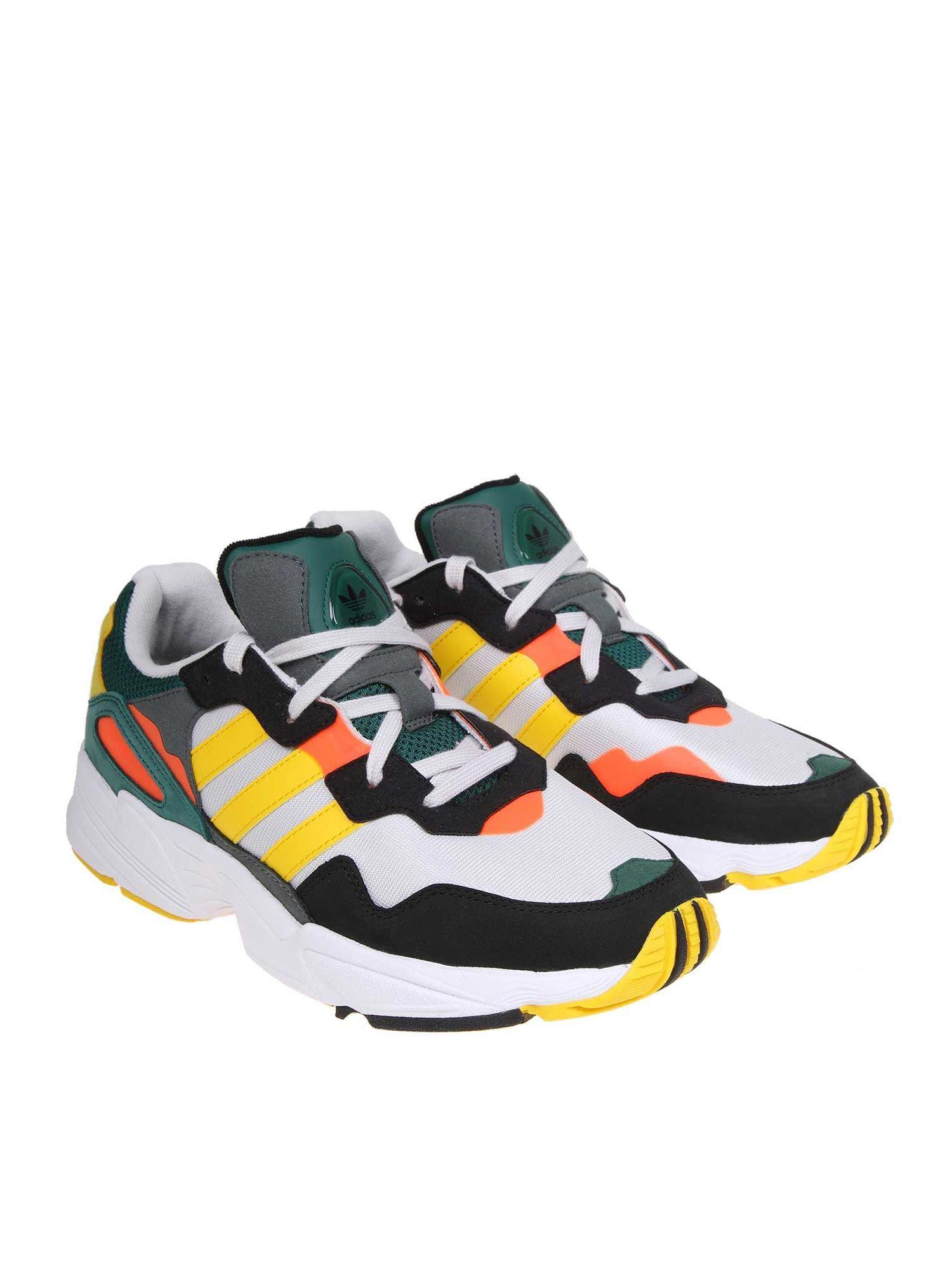 Adidas Originals - Multicolor Yung-96 Sneakers for Men - Lyst. View  fullscreen 461b265d3