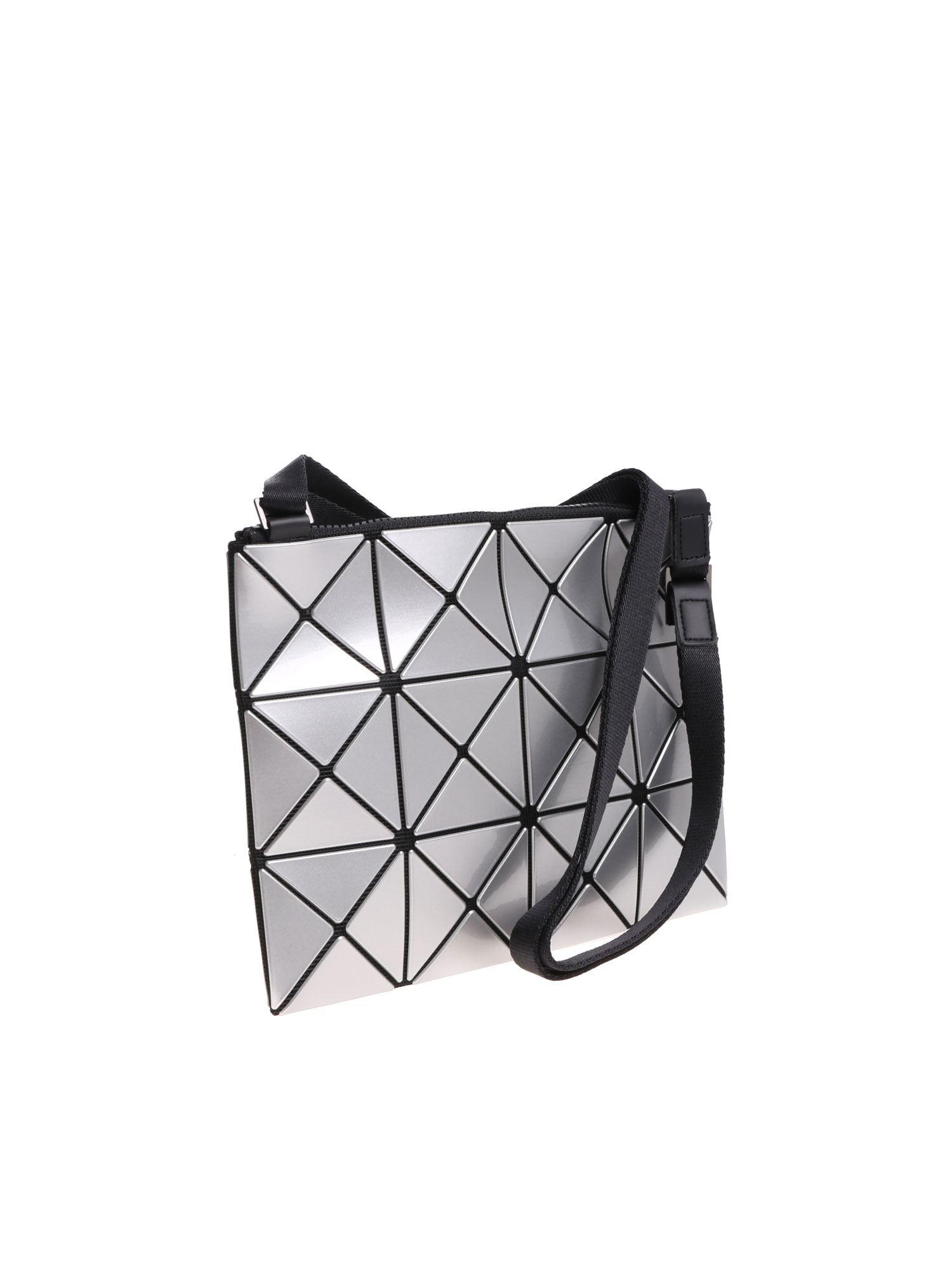 6c7b6b3e31 Lyst - Bao Bao Issey Miyake Soft Shoulder Bag With Square Motifs And  Triangles - Save 9%