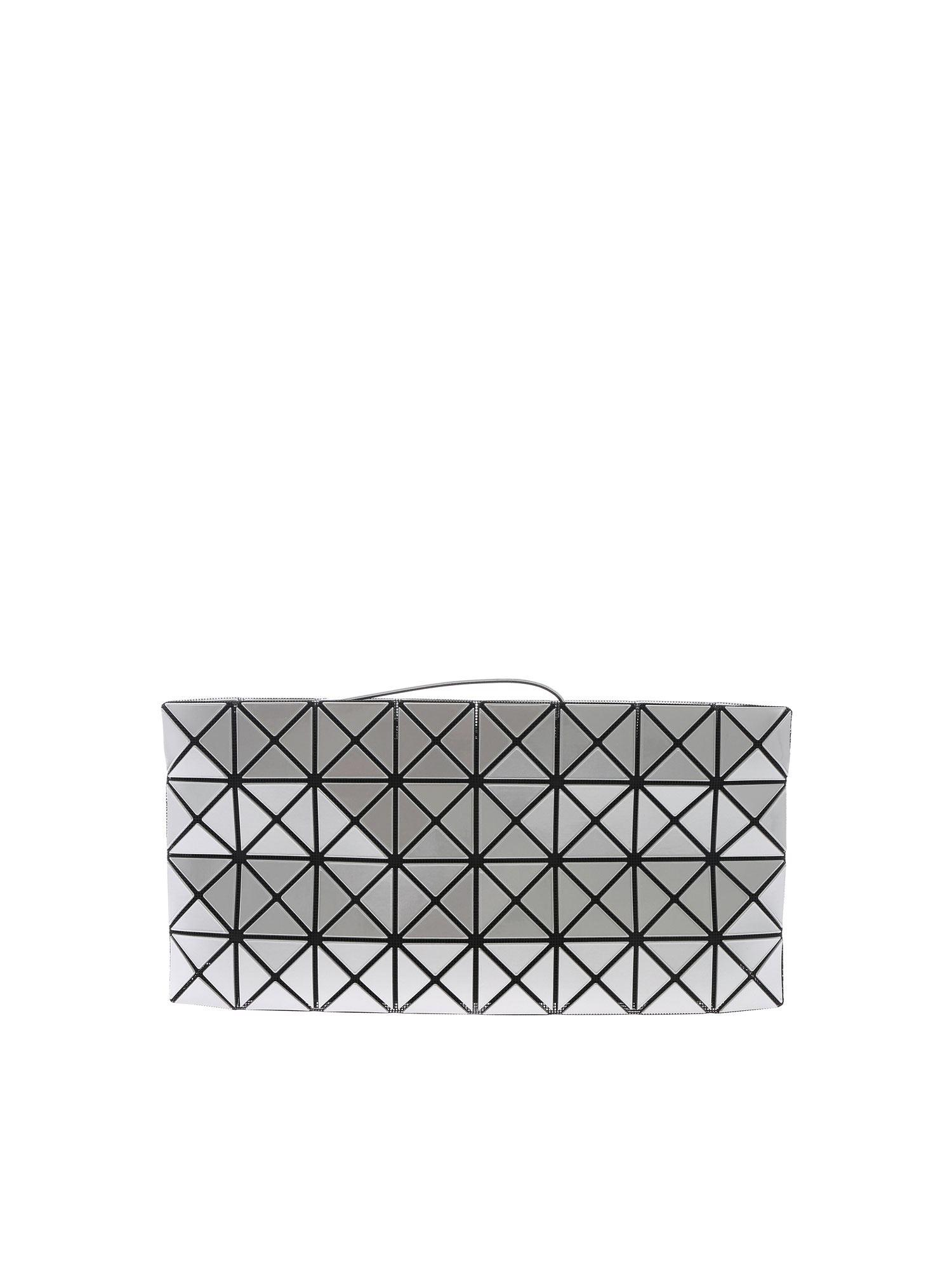 Lyst - Bao Bao Issey Miyake Prism Silver Triangle Bag in Metallic 8d7907680436a