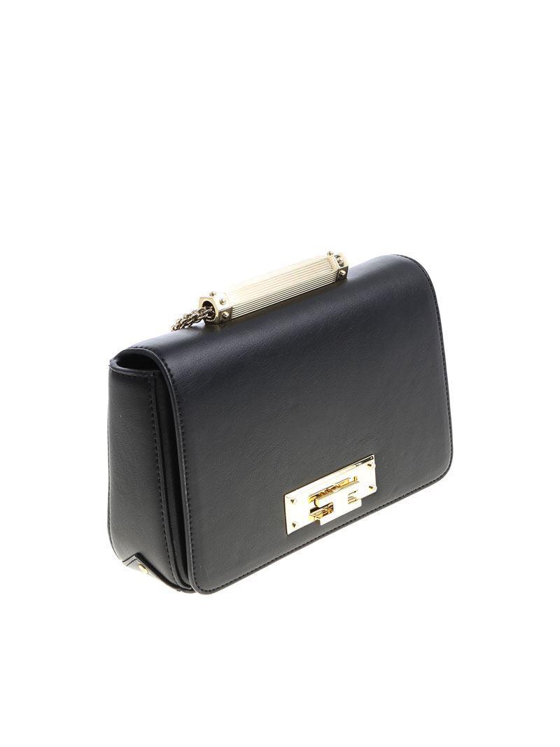 White eco-leather bag Elisabetta Franchi qxlgA