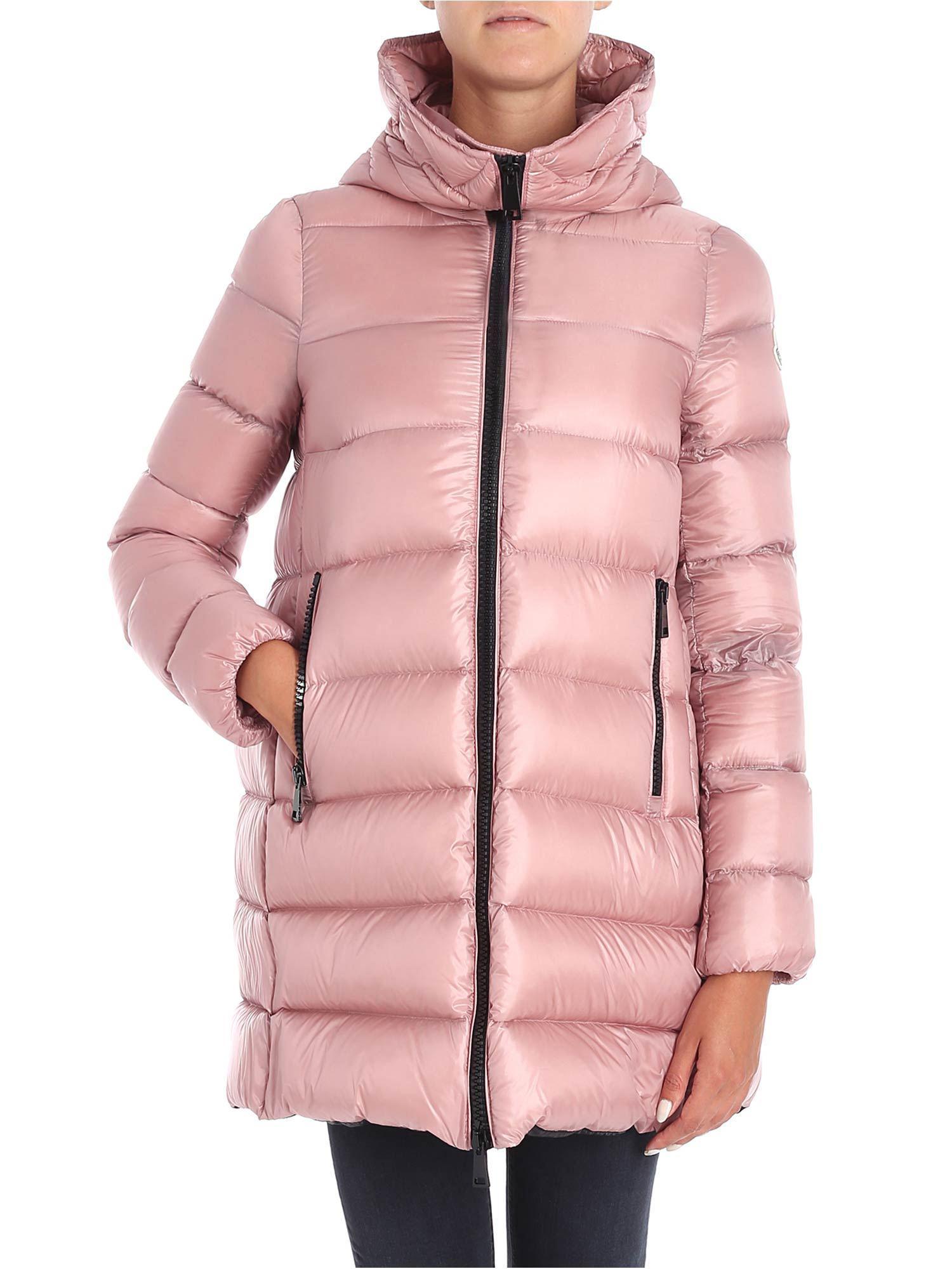 moncler jacket pink