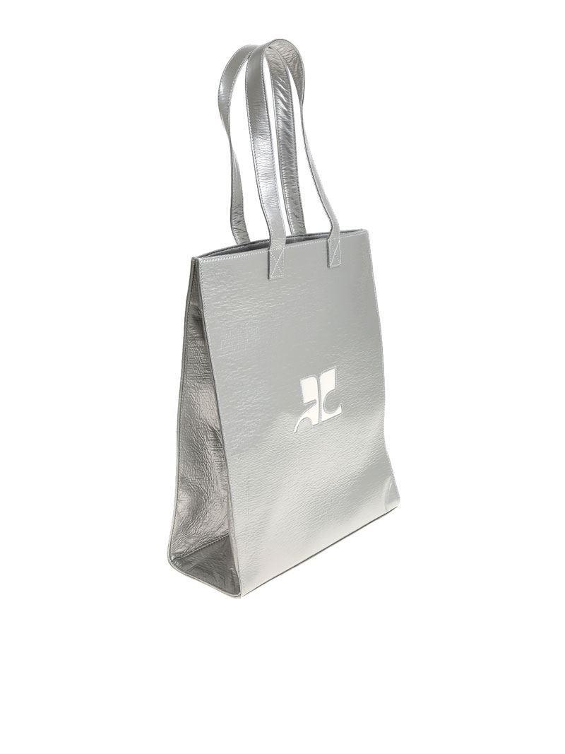 Courrèges Silver shoulder bag Sy41lqrxT